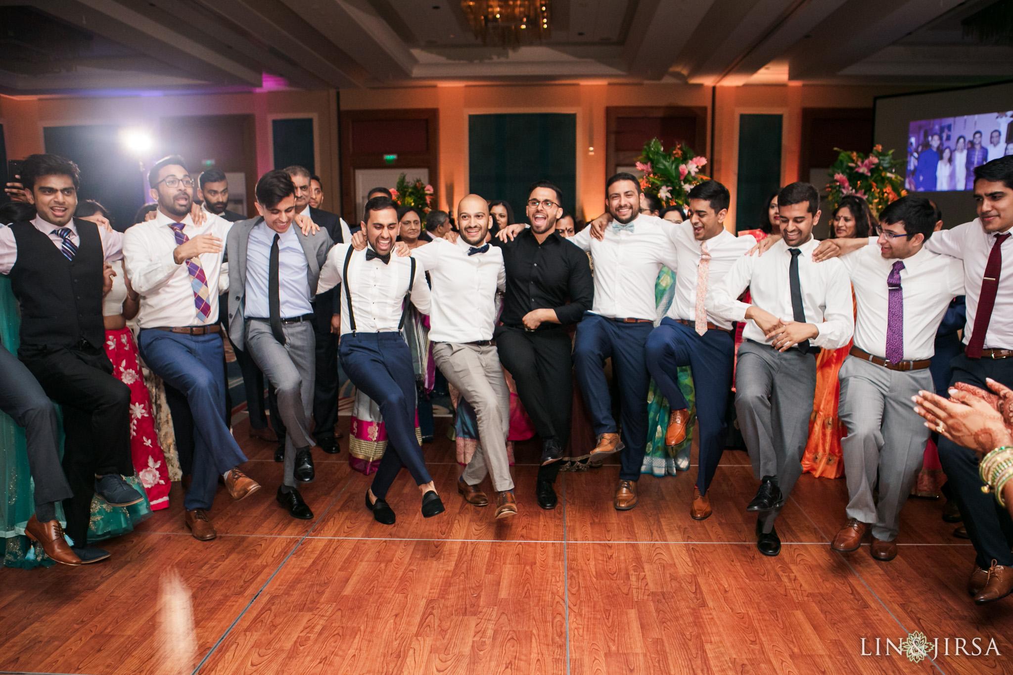 19 Hilton Orlando Florida Indian Wedding Reception Photography