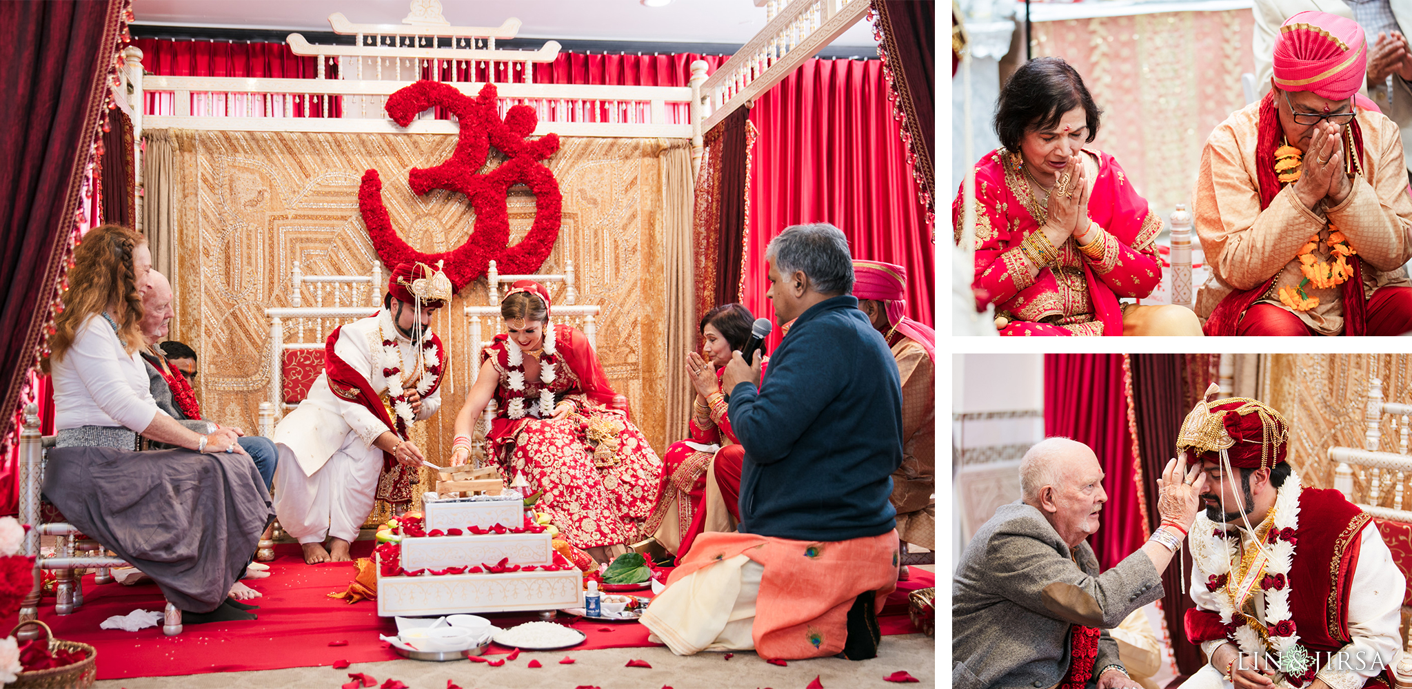 19 Valley Hindu Temple Northridge Indian Wedding Photography
