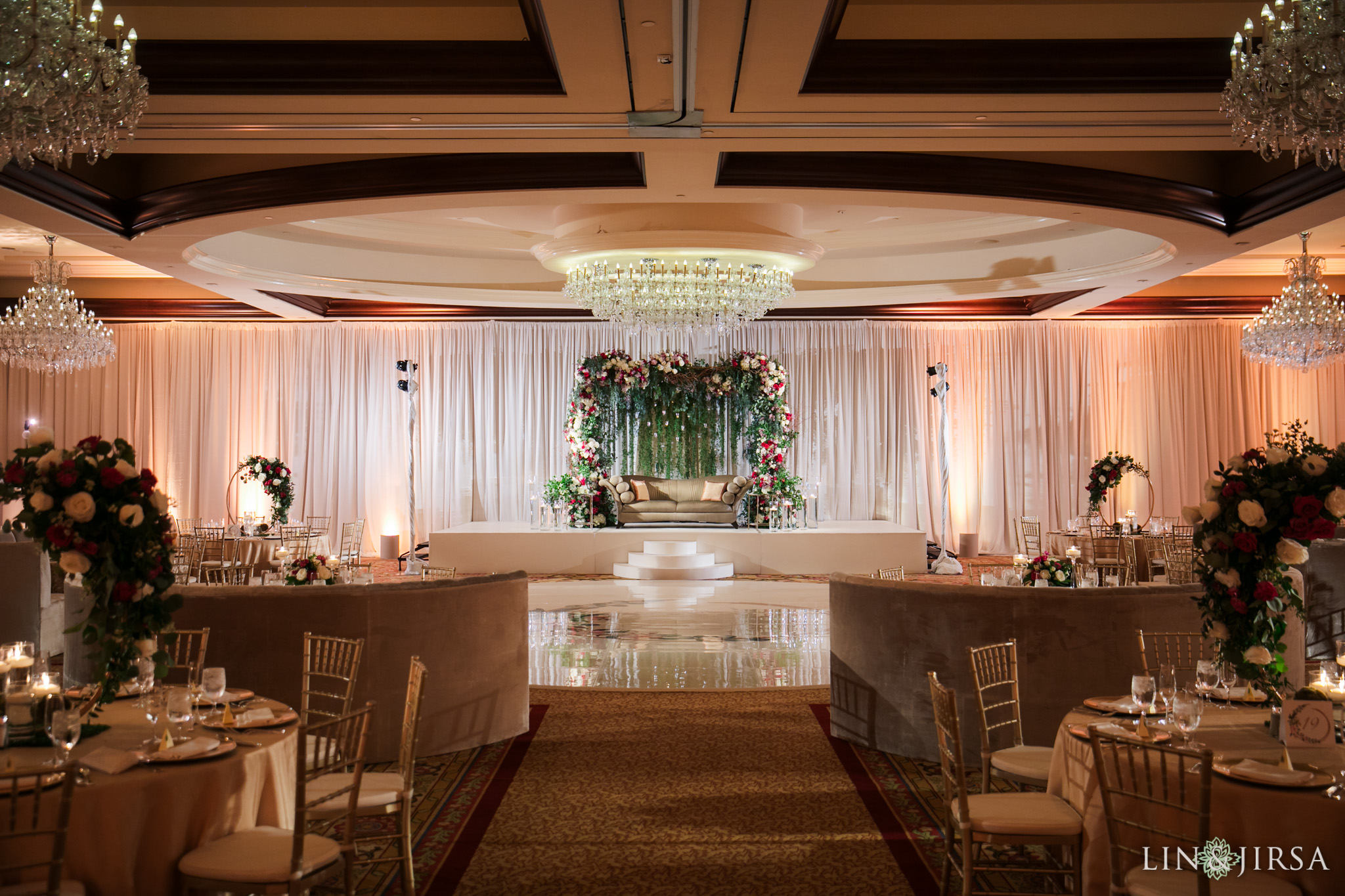 21 Four Seasons Westlake Village Indian Wedding Photographer