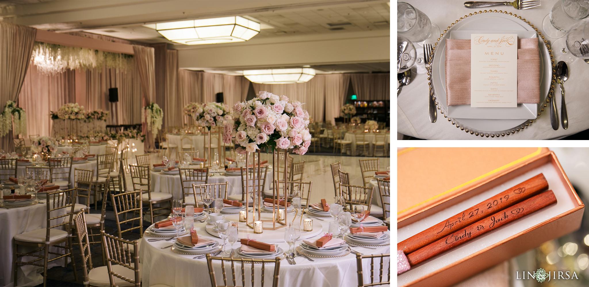 22 The Newport Beach Marriott Hotel Wedding Photography