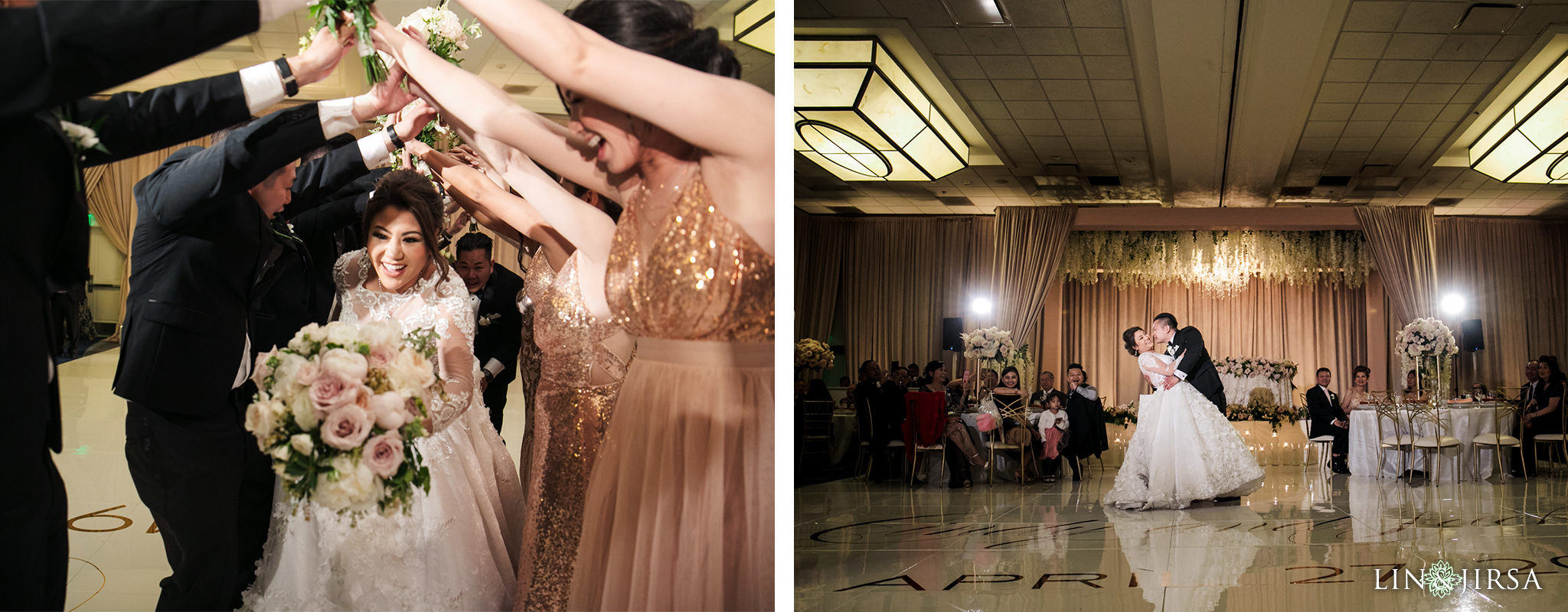 24 The Newport Beach Marriott Hotel Wedding Photography