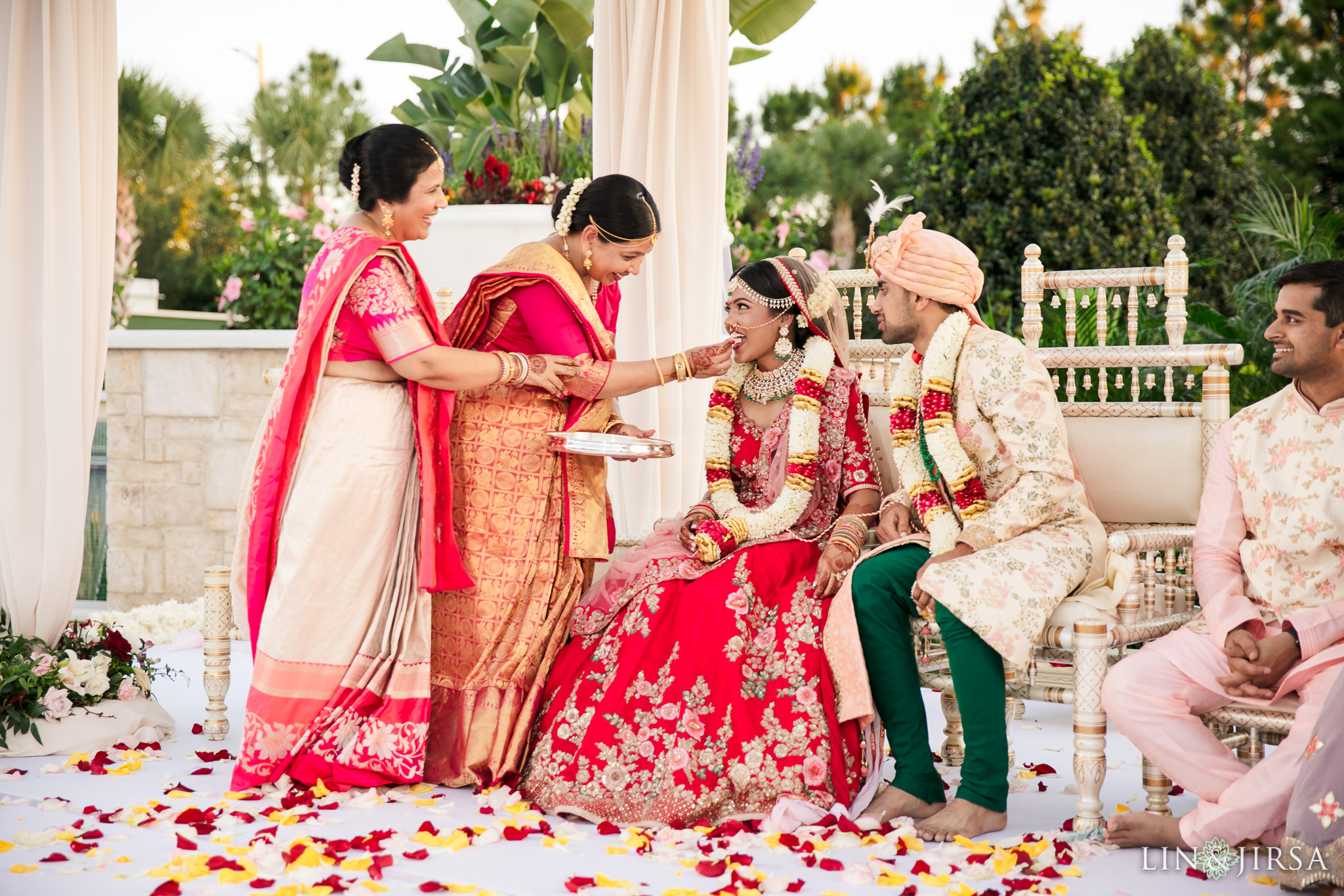 27 The Hilton Orlando Florida Indian Wedding Photography