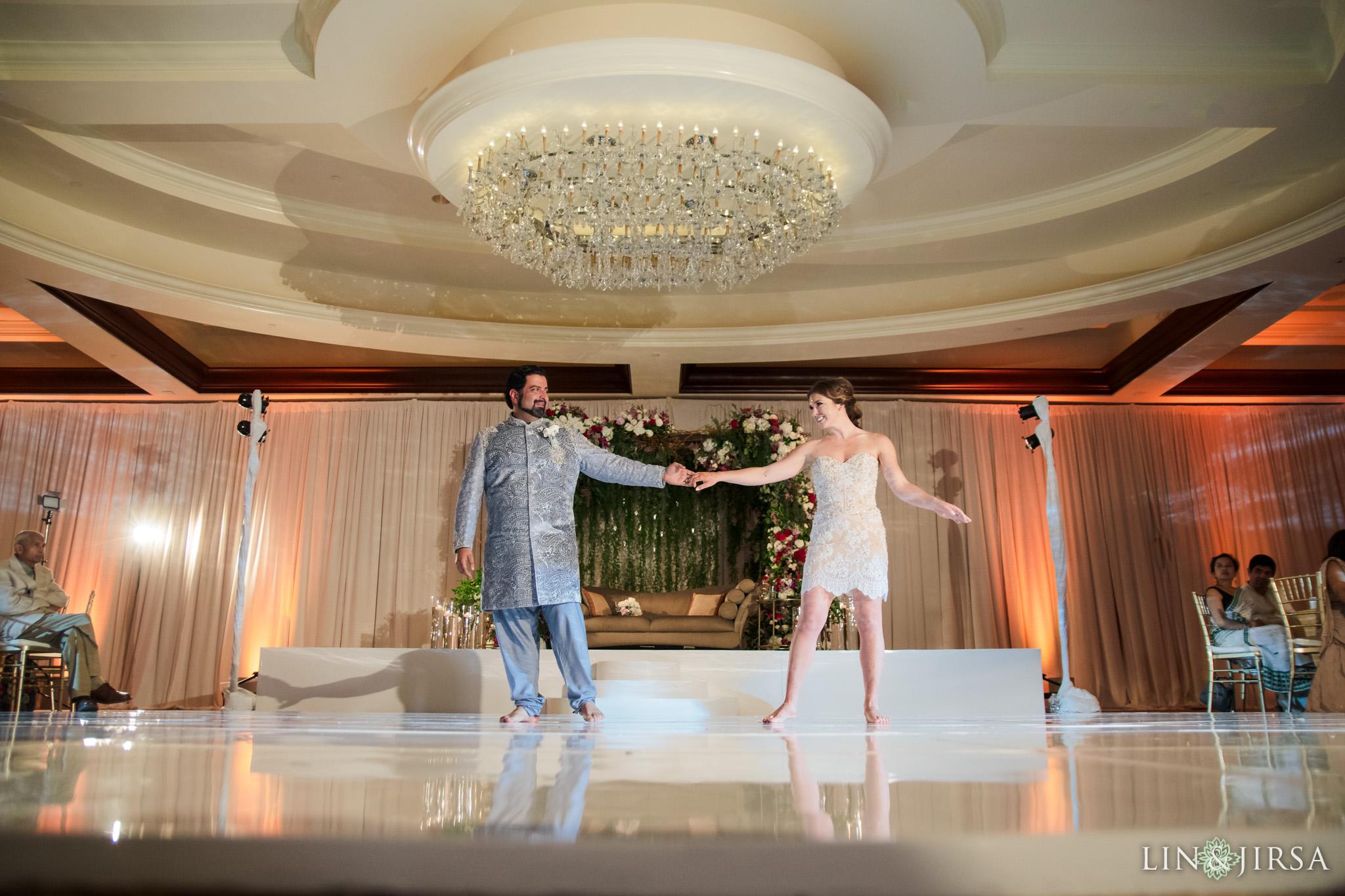 30 Four Seasons Westlake Village Indian Wedding Photographer
