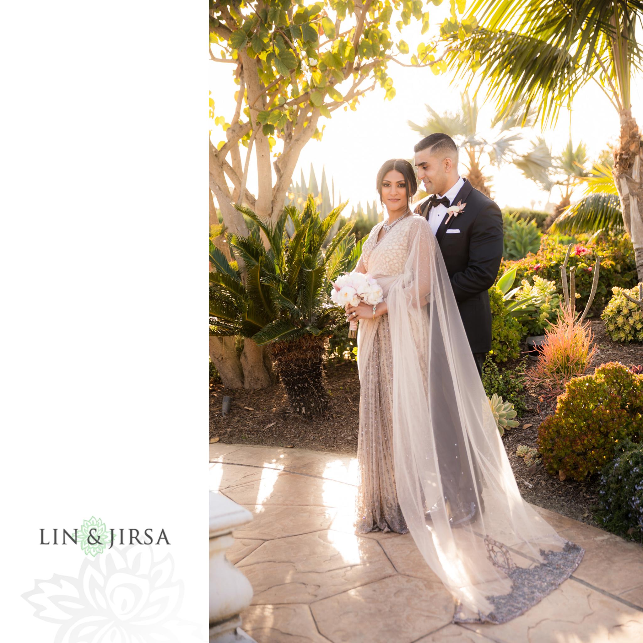33 Monarch Beach Resort Dana Point Sri Lankan Wedding Photography