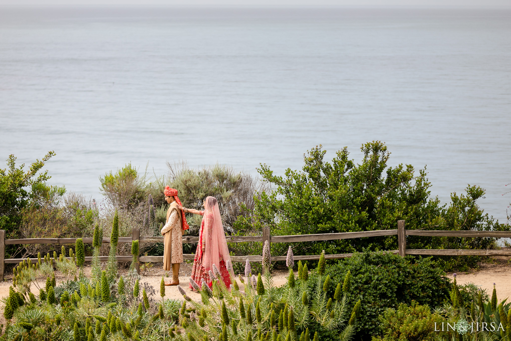 08 Ritz Carlton Bacara Santa Barbara Indian Wedding Photography