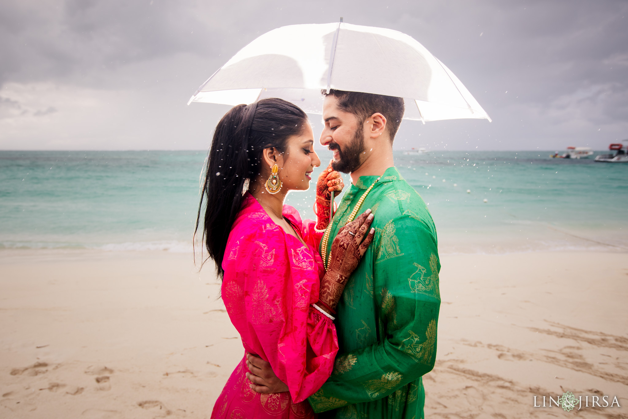 10 Beaches Resort Turks and Caicos Indian Sangeet Photography