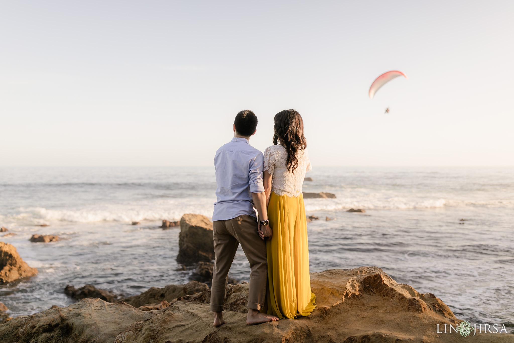 10 Heisler Park Orange County Engagement Photography