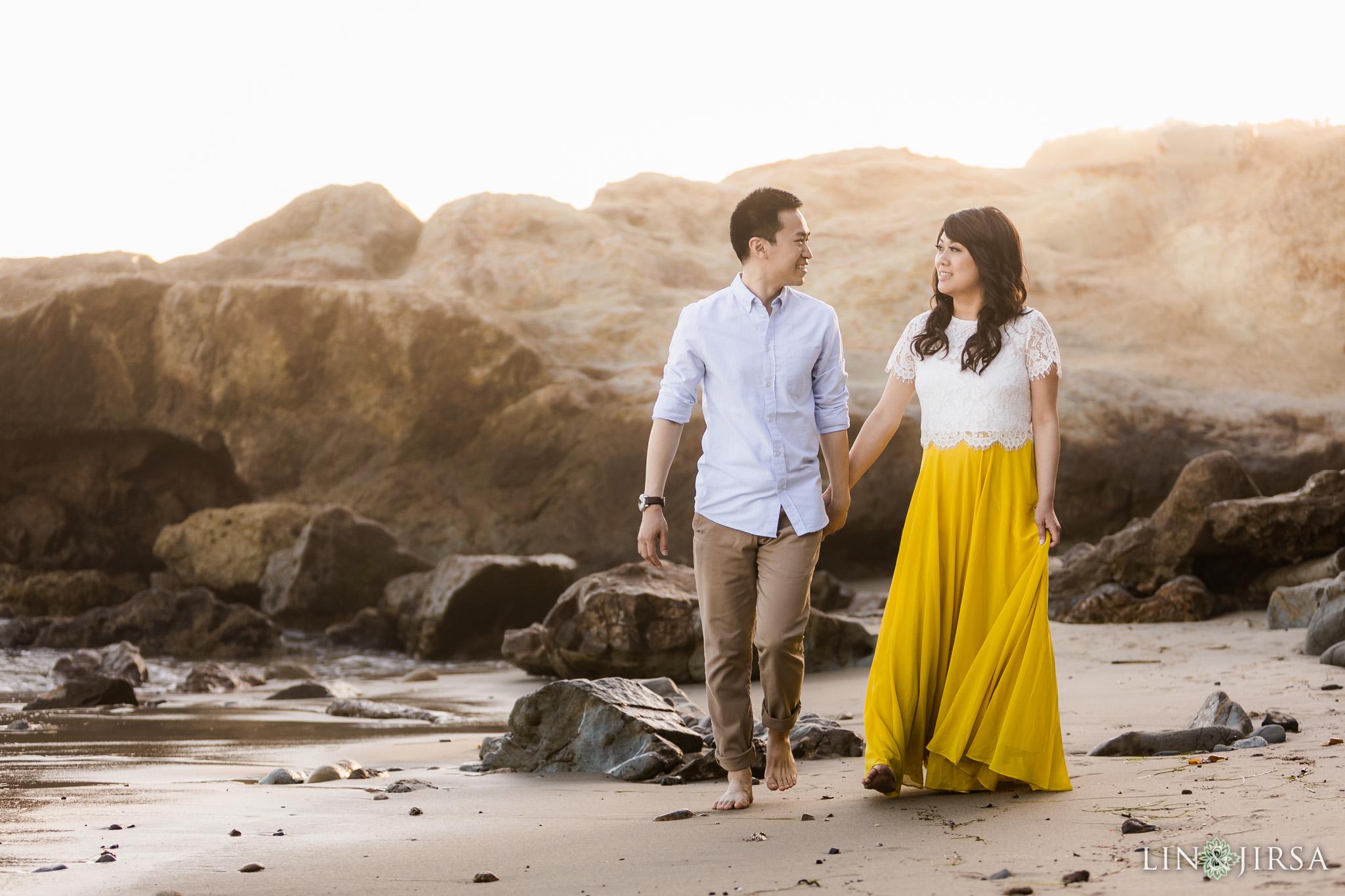 11 Heisler Park Orange County Engagement Photography