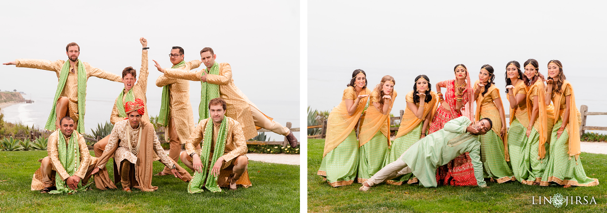 12 Ritz Carlton Bacara Santa Barbara Indian Wedding Photography
