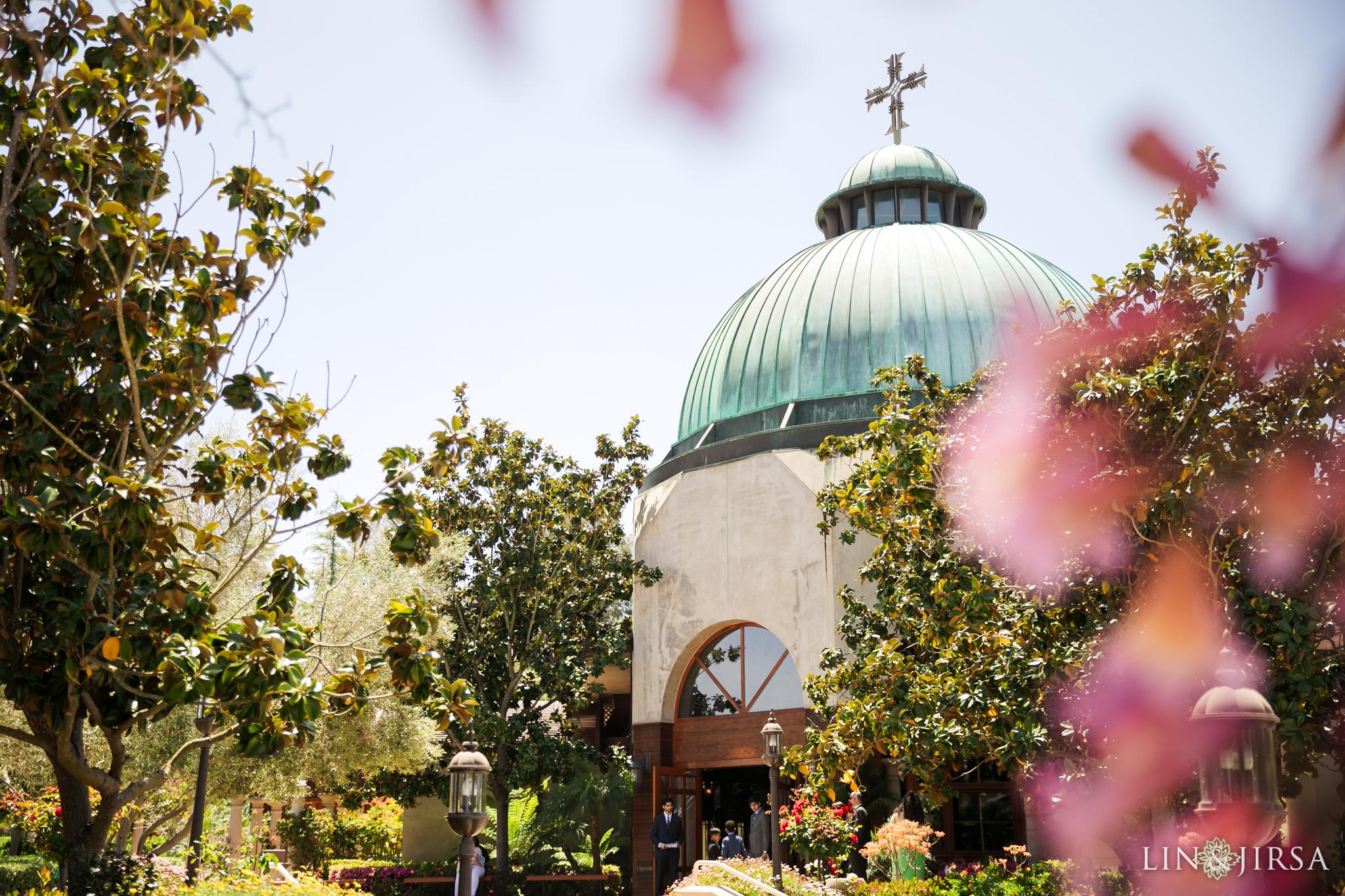 12 St Gregory Church San Diego Indian Wedding Photography