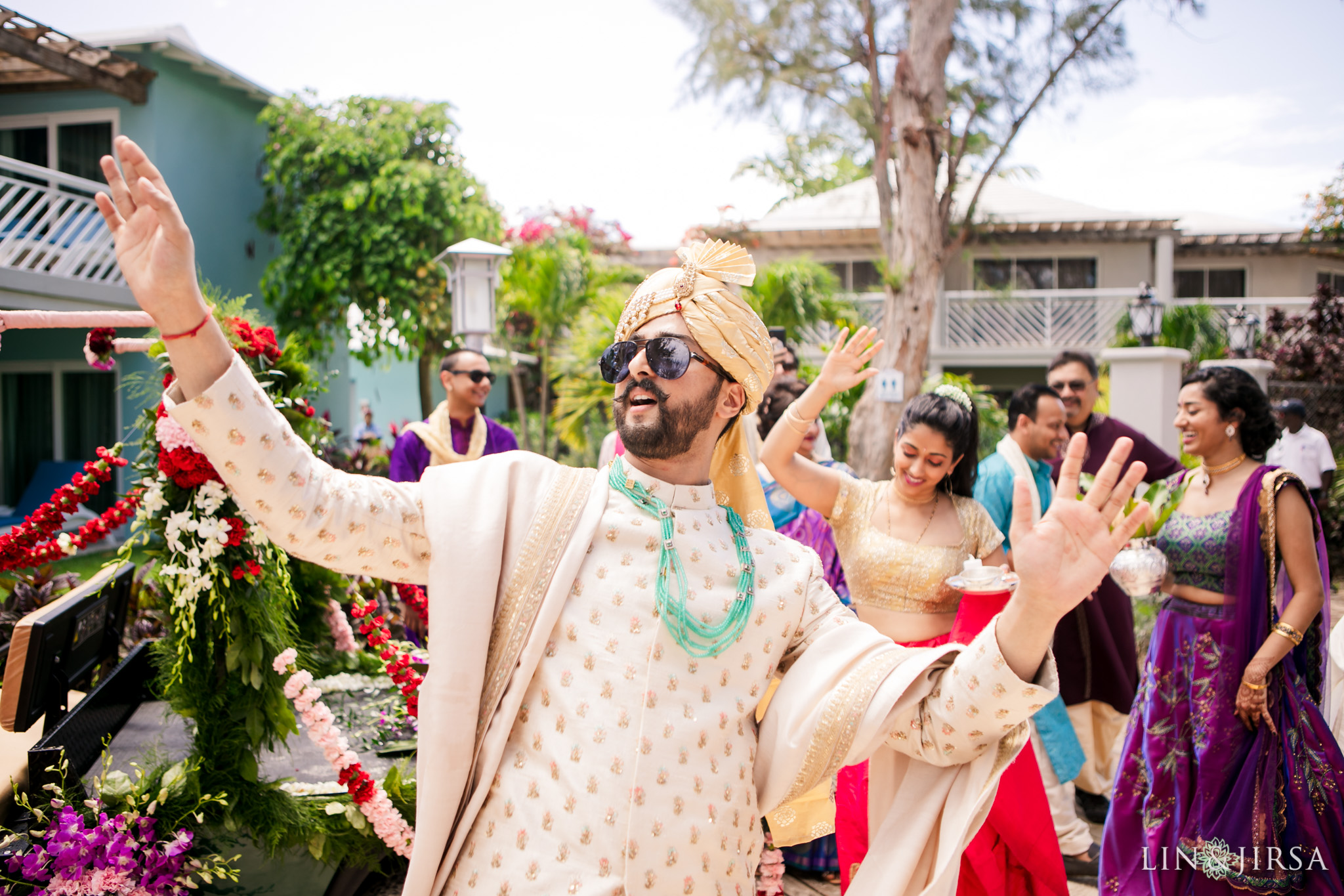 12 Turks and Caicos Travel Indian Wedding Photography