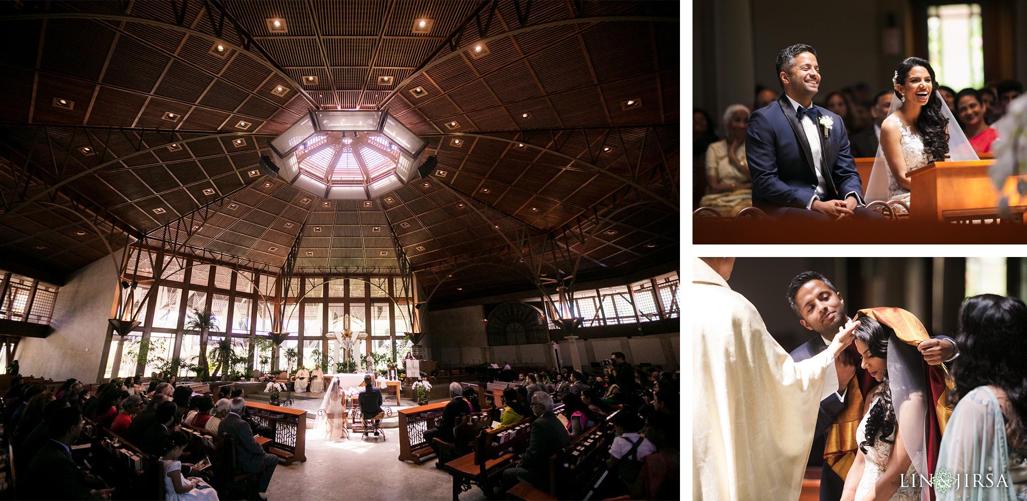 16 St Gregory Church San Diego Indian Wedding Photography