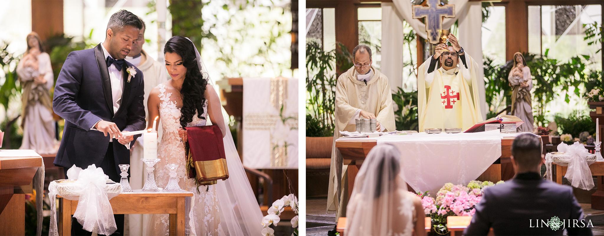 17 St Gregory Church San Diego Indian Wedding Photography