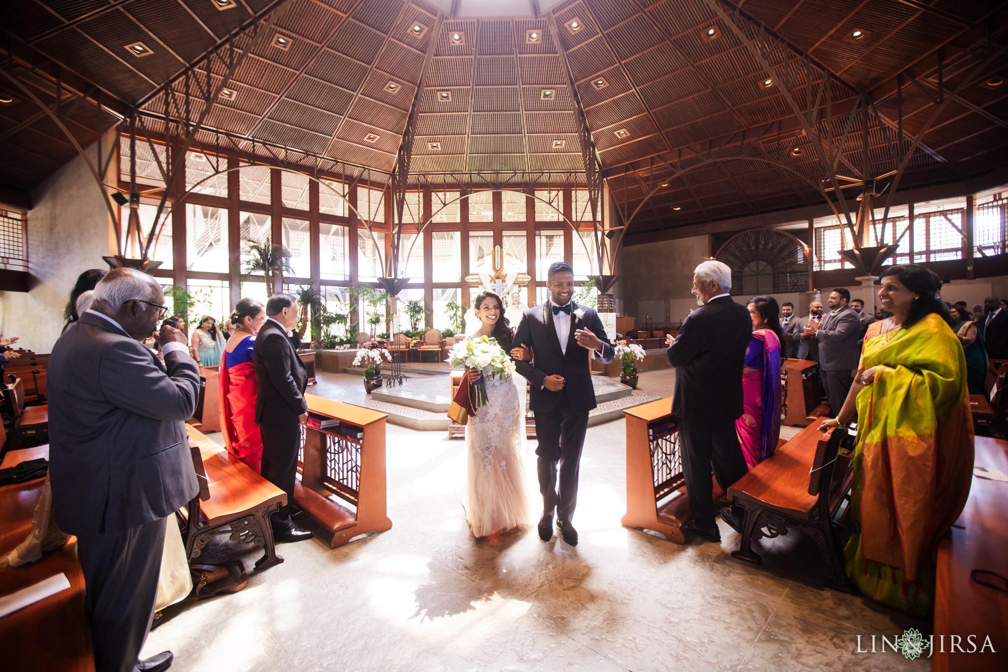 18 St Gregory Church San Diego Indian Wedding Photography