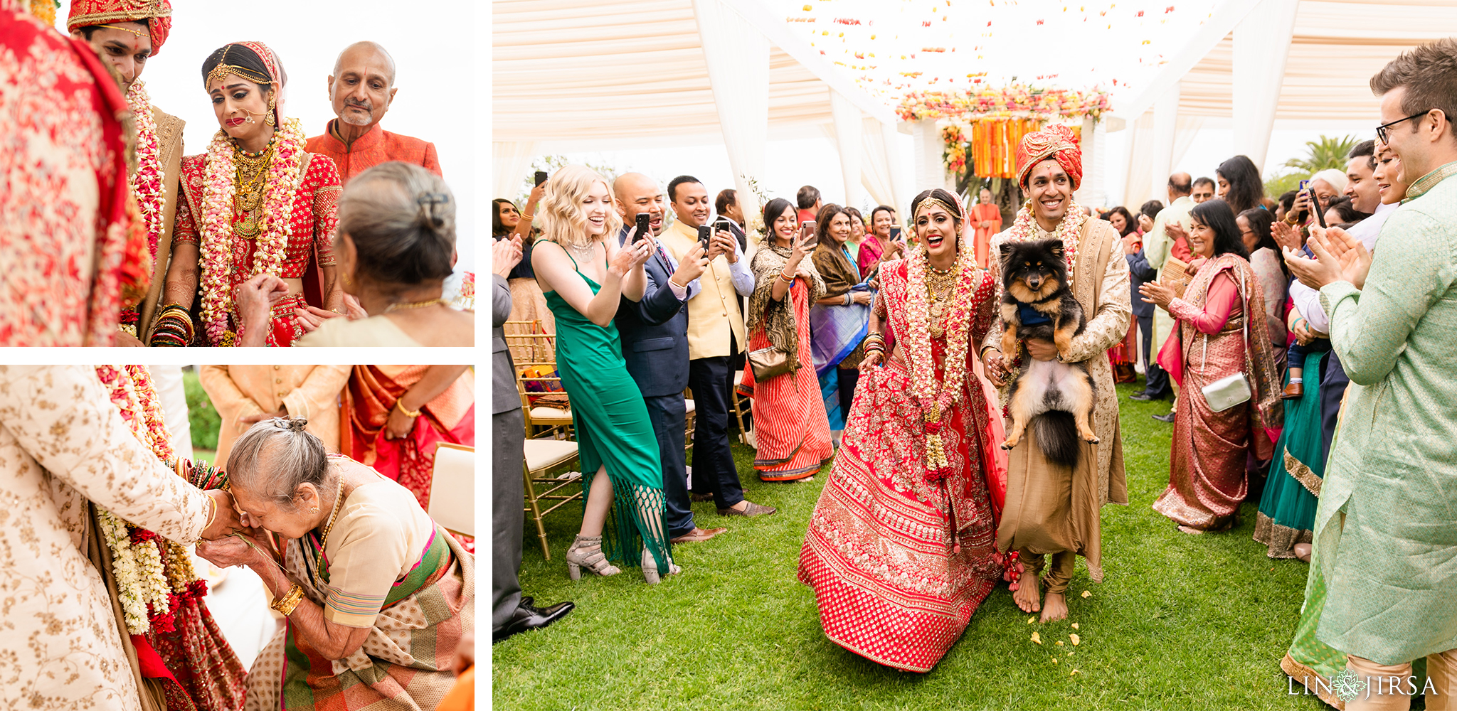 29 Ritz Carlton Bacara Santa Barbara Indian Wedding Photography