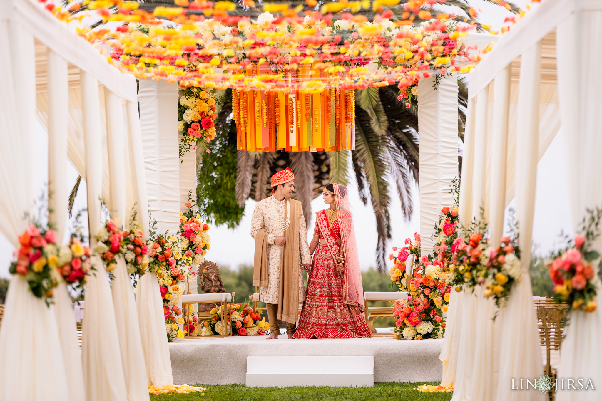 30 Ritz Carlton Bacara Santa Barbara Indian Wedding Photography