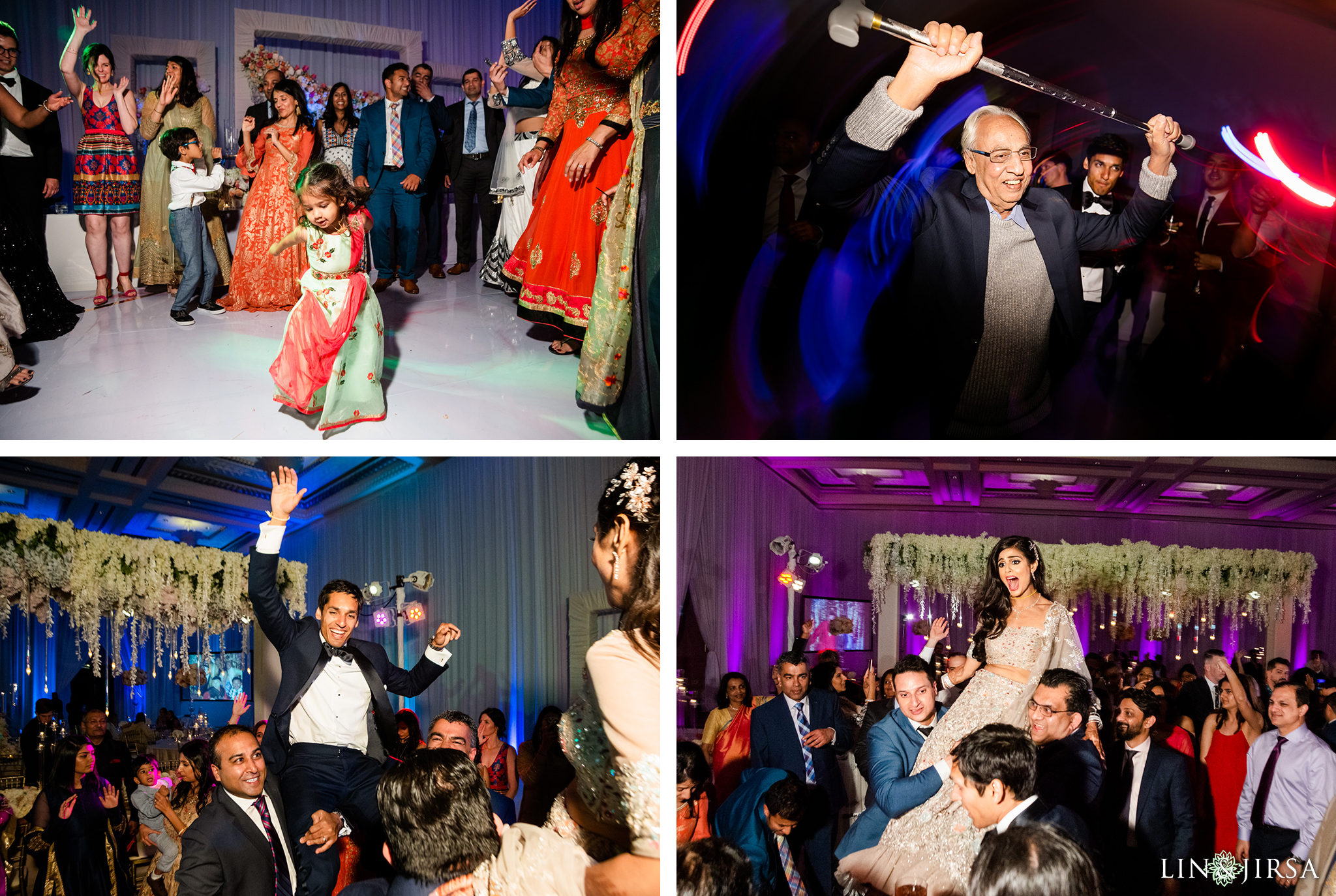 41 Ritz Carlton Bacara Santa Barbara Indian Wedding Photography