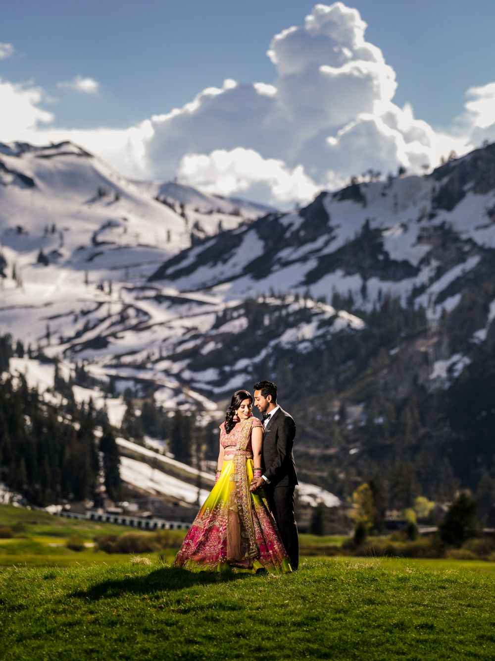 00 Hyatt Regency Lake Tahoe Indian Wedding Photography