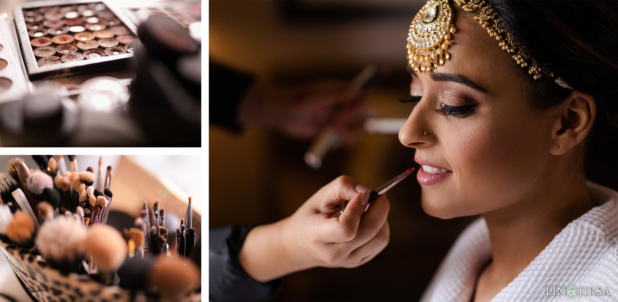 02 Hilton Santa Barbara Beachfront Resort Punjabi Indian Wedding Ceremony Photography