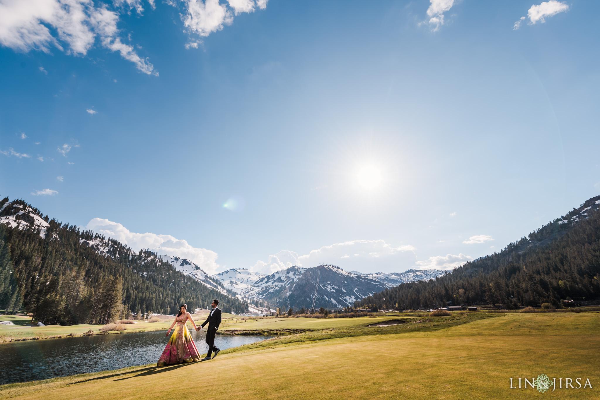 04 Hyatt Regency Lake Tahoe Indian Wedding Photography