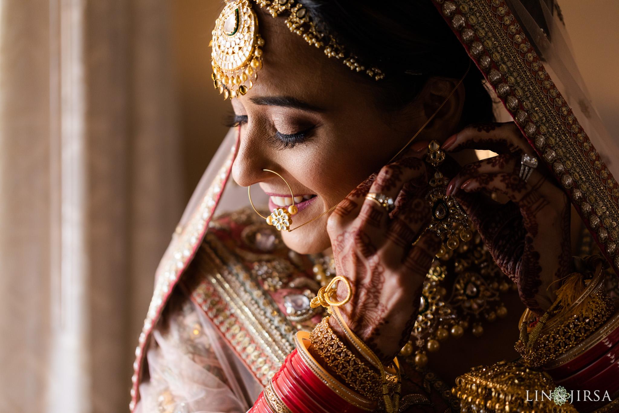 05 Hilton Santa Barbara Beachfront Resort Punjabi Indian Wedding Ceremony Photography