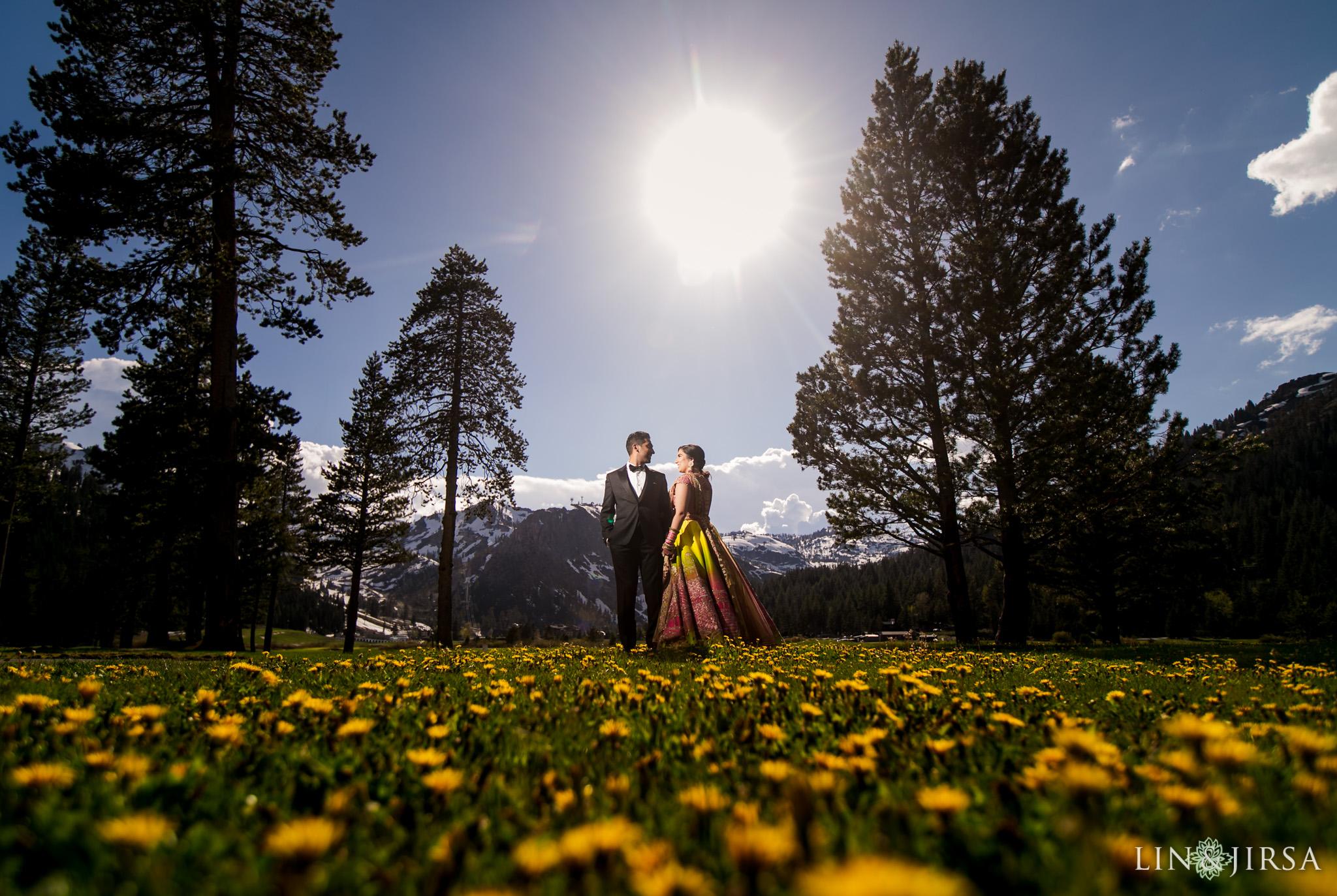 05 Hyatt Regency Lake Tahoe Indian Wedding Photography