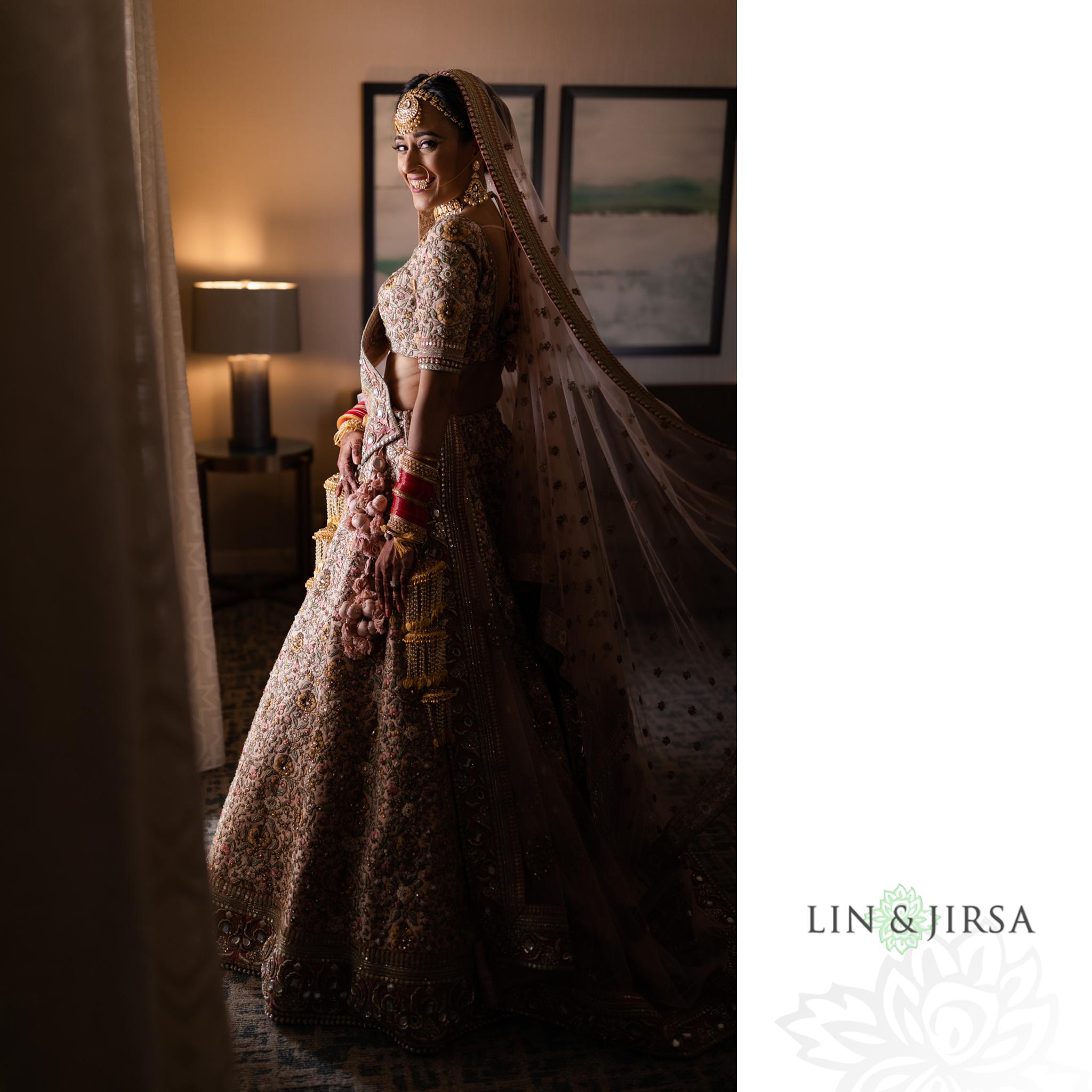 06 Hilton Santa Barbara Beachfront Resort Punjabi Indian Wedding Ceremony Photography