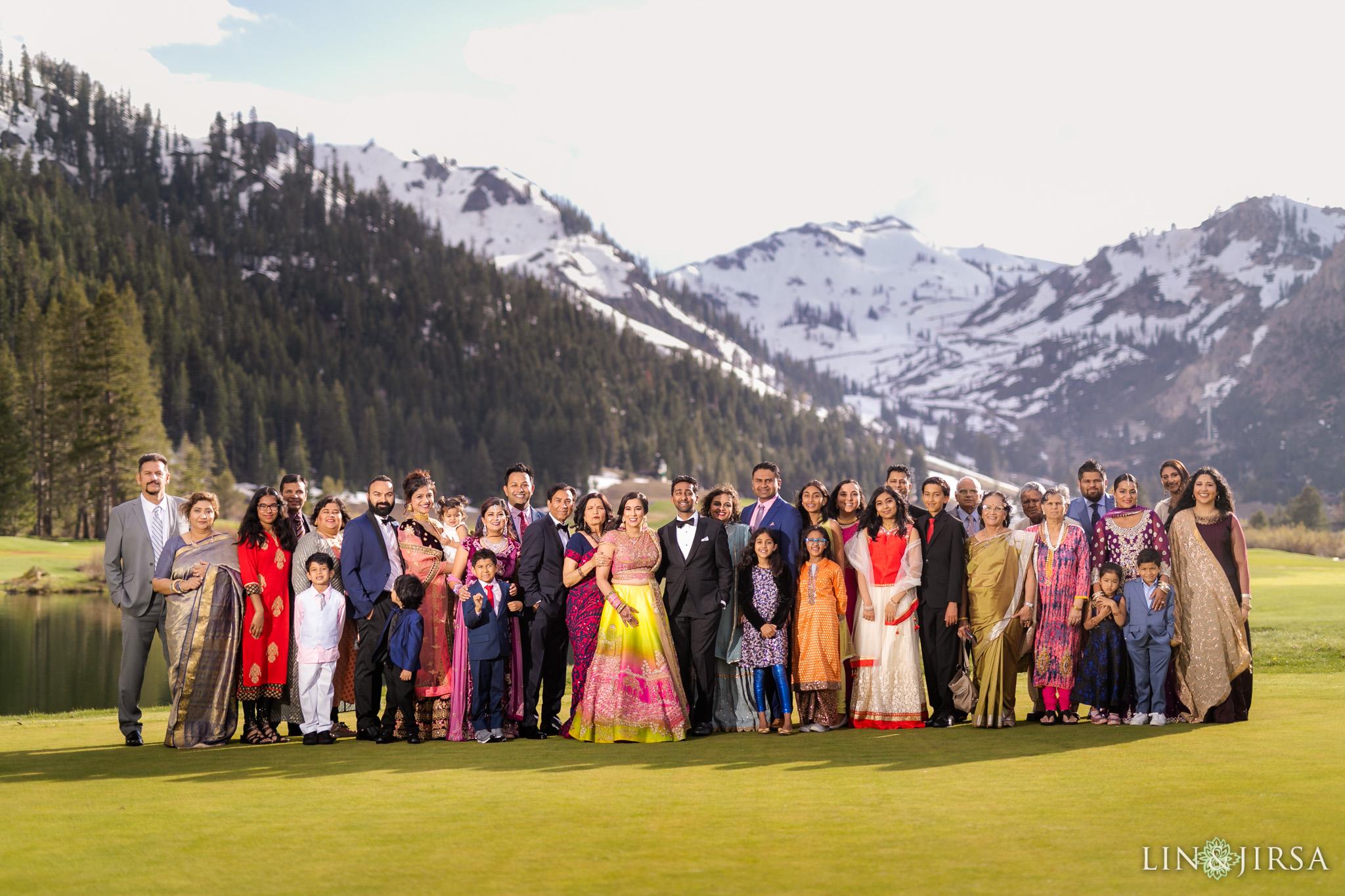 07 Hyatt Regency Lake Tahoe Indian Wedding Photography