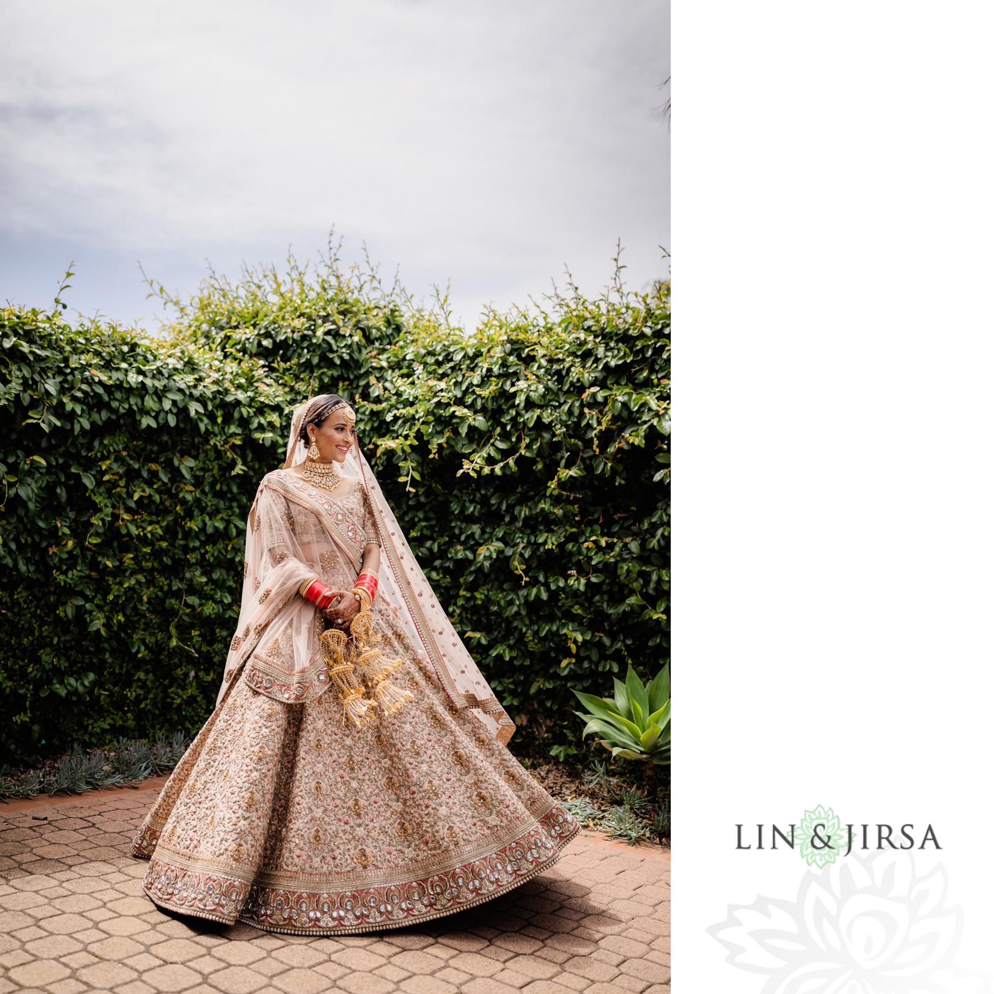 08 Hilton Santa Barbara Beachfront Resort Punjabi Indian Wedding Ceremony Photography