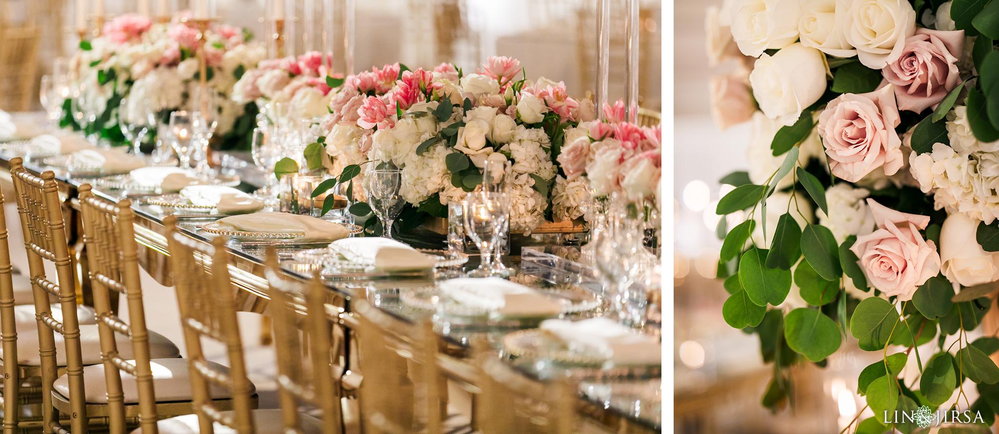 10 Hilton Santa Barbara Beachfront Resort Indian Wedding Reception Photography