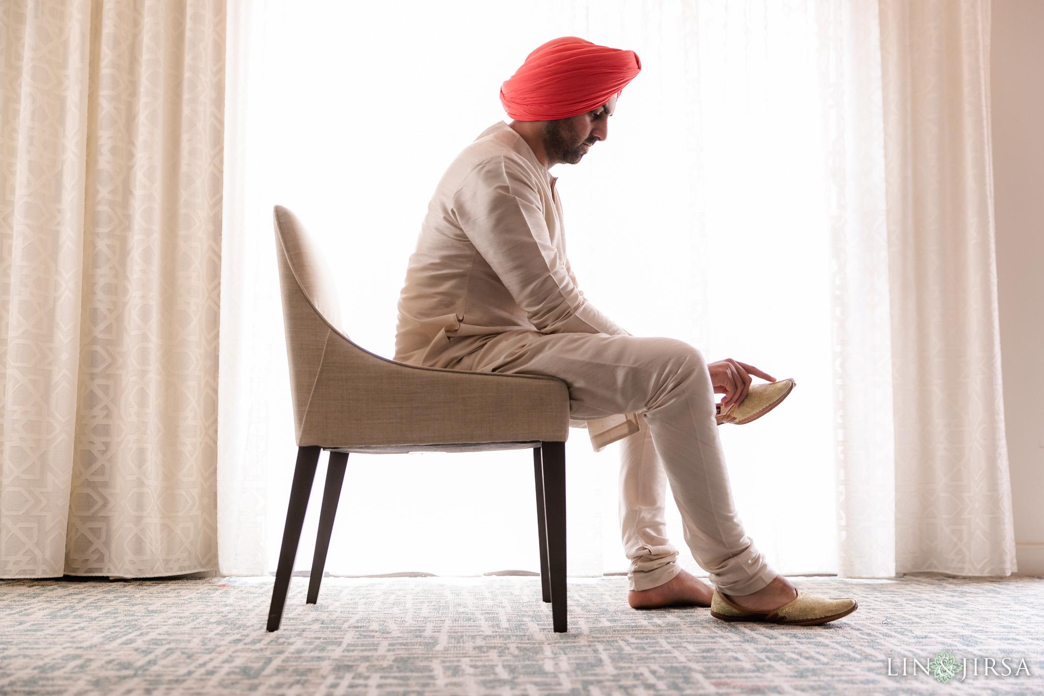 15 Hilton Santa Barbara Beachfront Resort Punjabi Indian Wedding Ceremony Photography