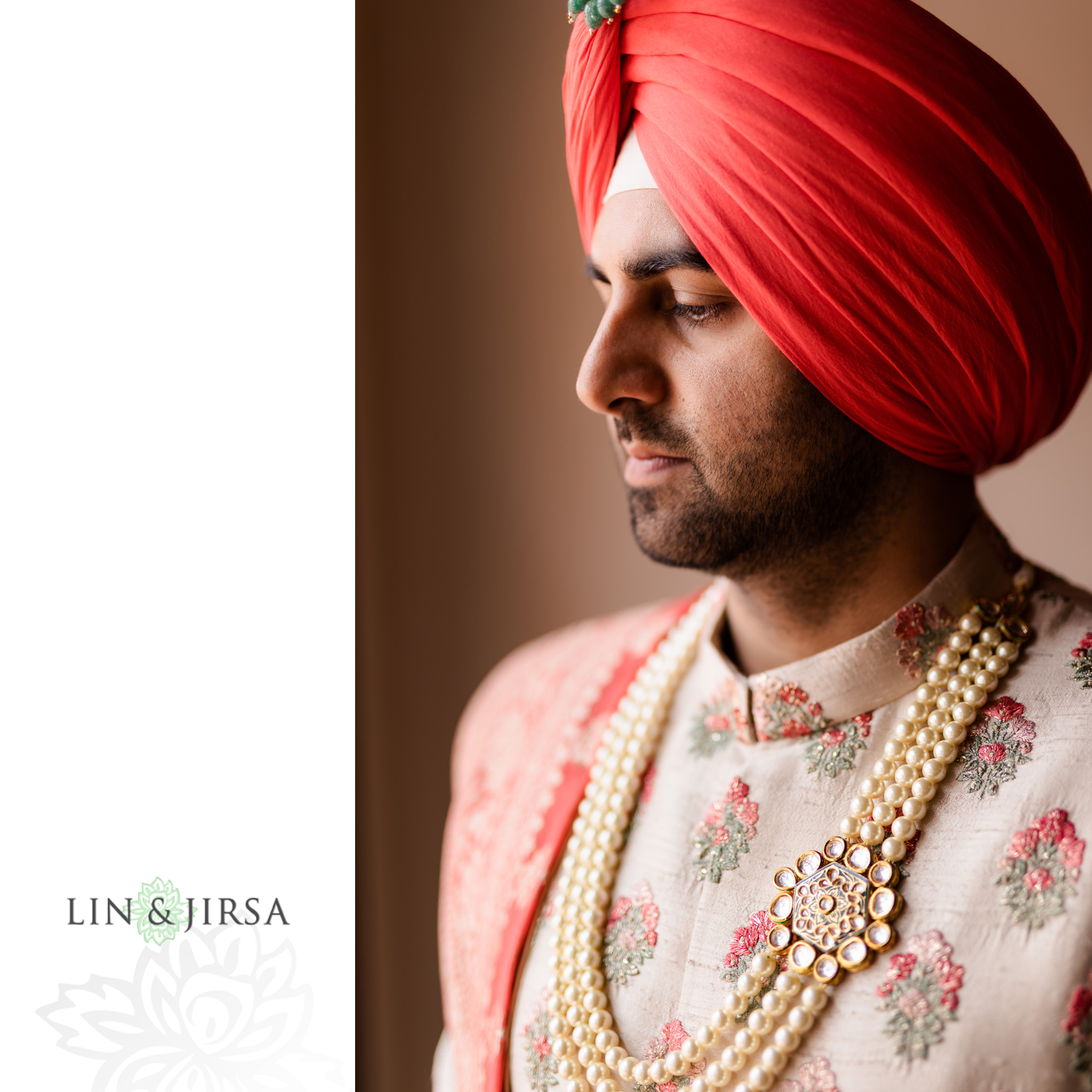 19 Hilton Santa Barbara Beachfront Resort Punjabi Indian Wedding Ceremony Photography