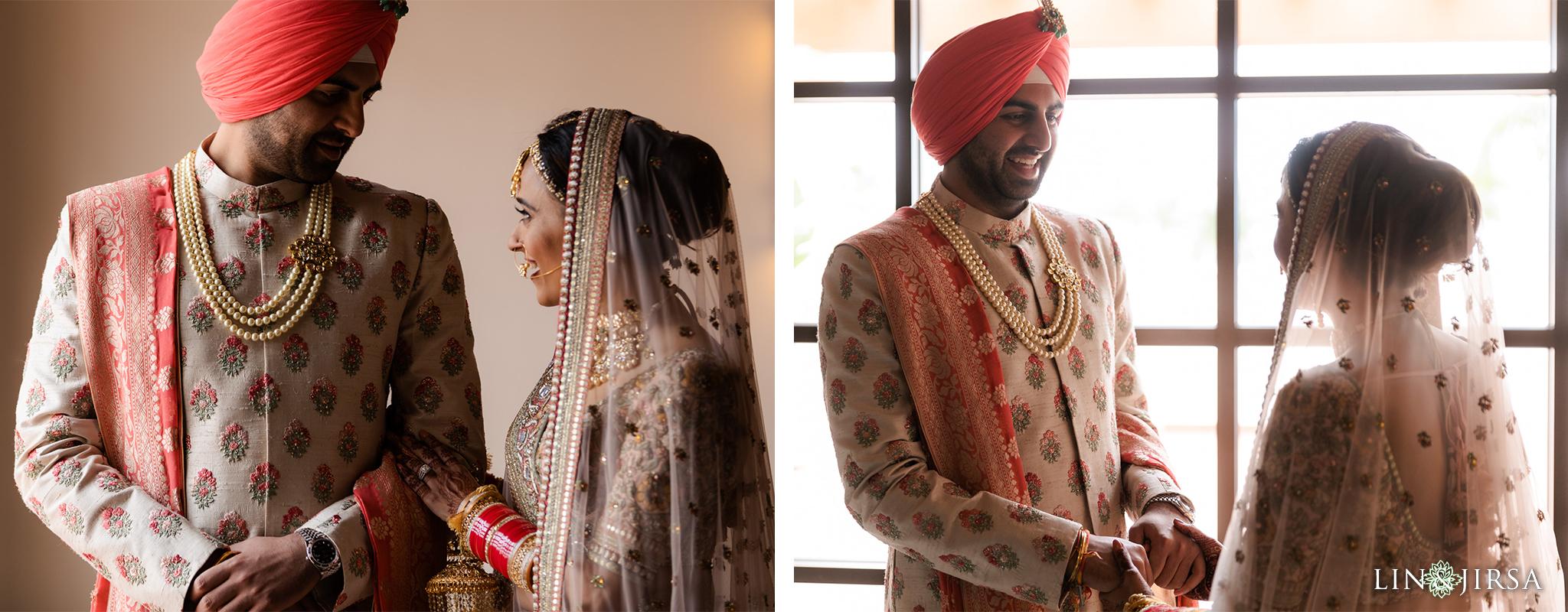 22 Hilton Santa Barbara Beachfront Resort Punjabi Indian Wedding Ceremony Photography