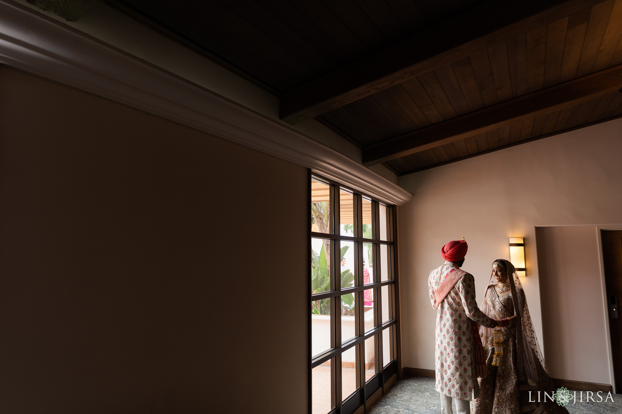 23 Hilton Santa Barbara Beachfront Resort Punjabi Indian Wedding Ceremony Photography