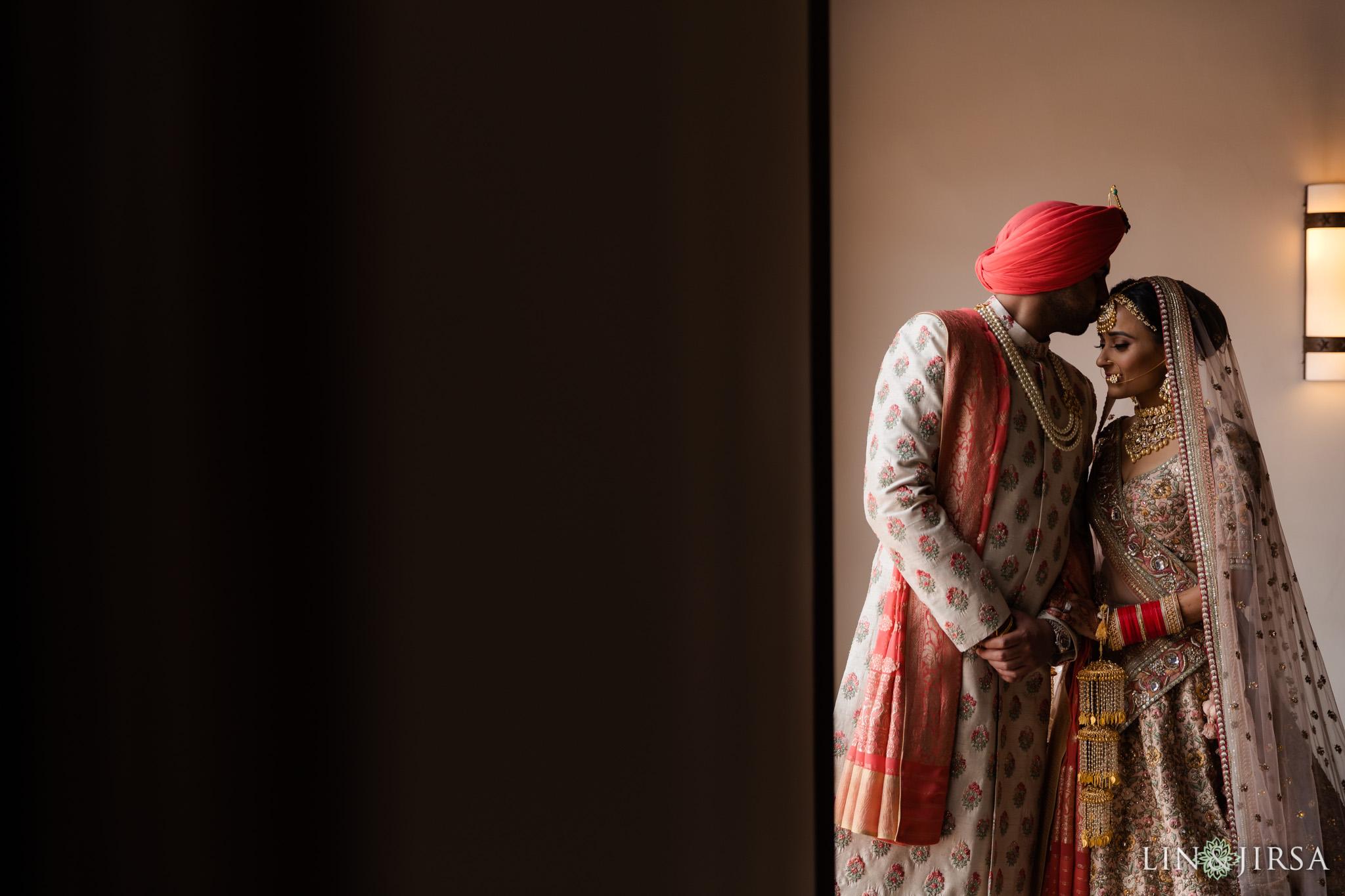 24 Hilton Santa Barbara Beachfront Resort Punjabi Indian Wedding Ceremony Photography