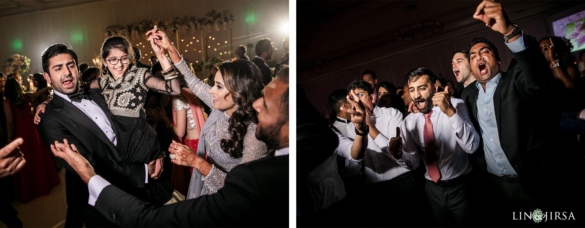 25 Hilton Santa Barbara Beachfront Resort Indian Wedding Reception Photography