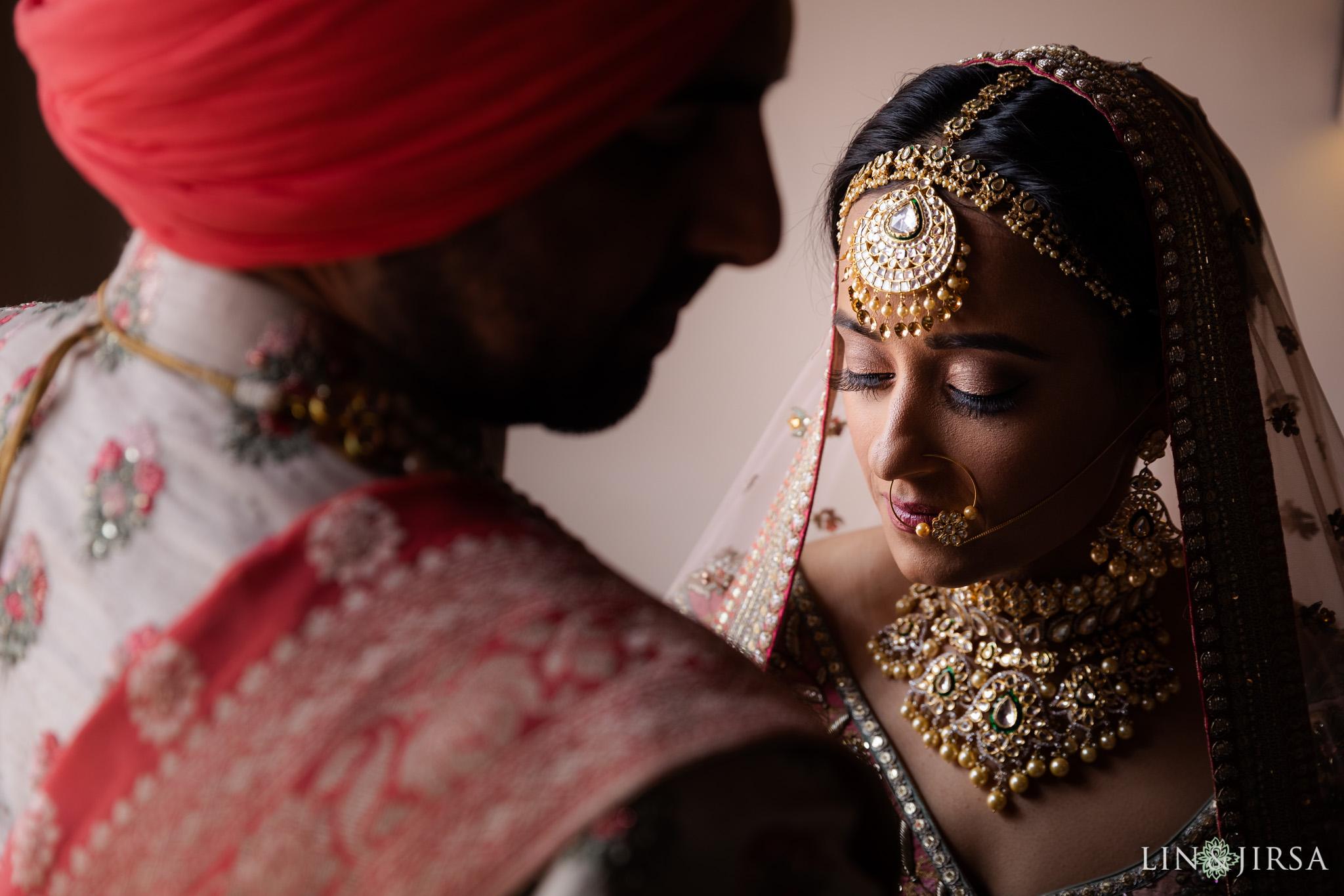 25 Hilton Santa Barbara Beachfront Resort Punjabi Indian Wedding Ceremony Photography