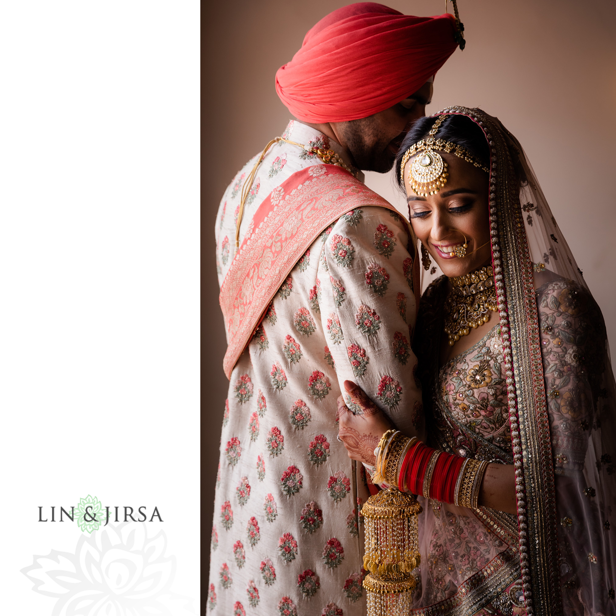 26 Hilton Santa Barbara Beachfront Resort Punjabi Indian Wedding Ceremony Photography
