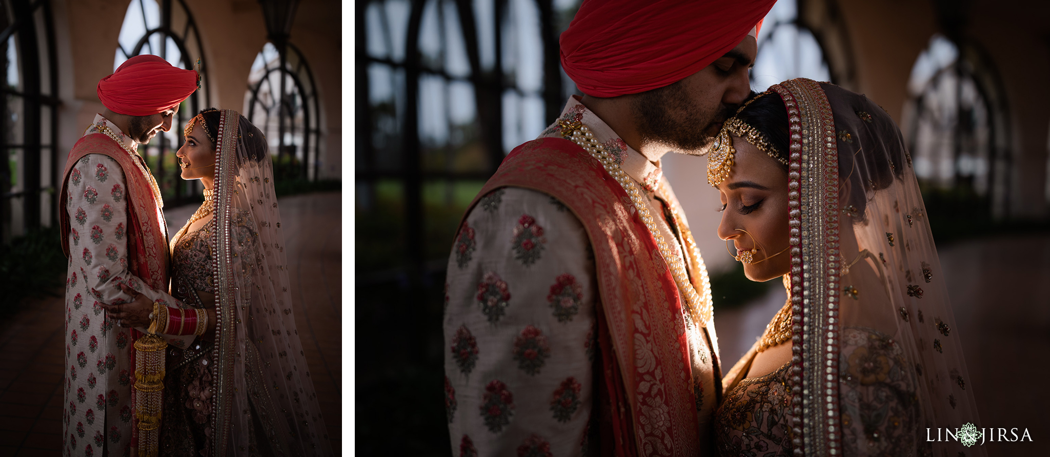 27 Hilton Santa Barbara Beachfront Resort Punjabi Indian Wedding Ceremony Photography