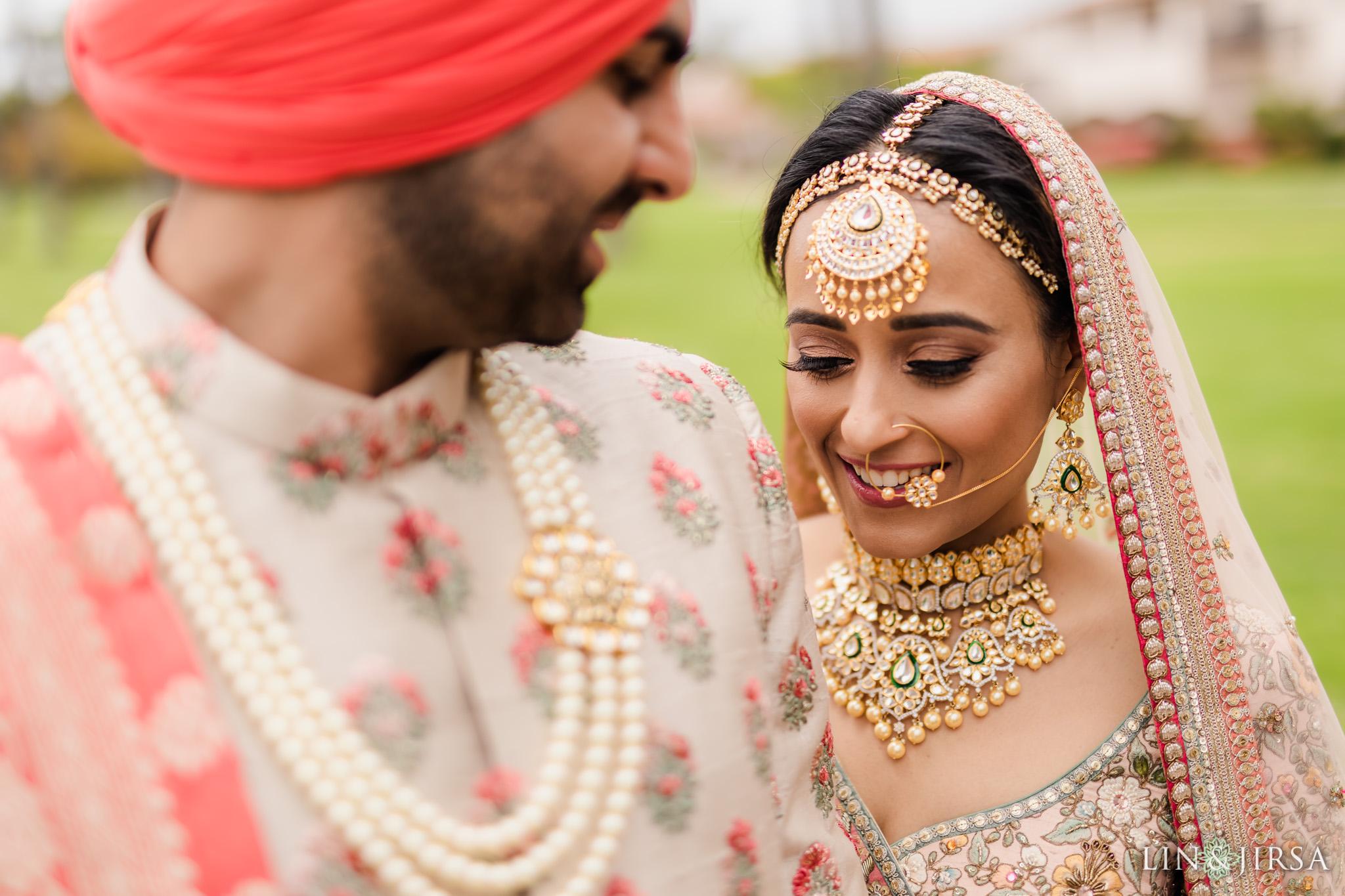 30 Hilton Santa Barbara Beachfront Resort Punjabi Indian Wedding Ceremony Photography