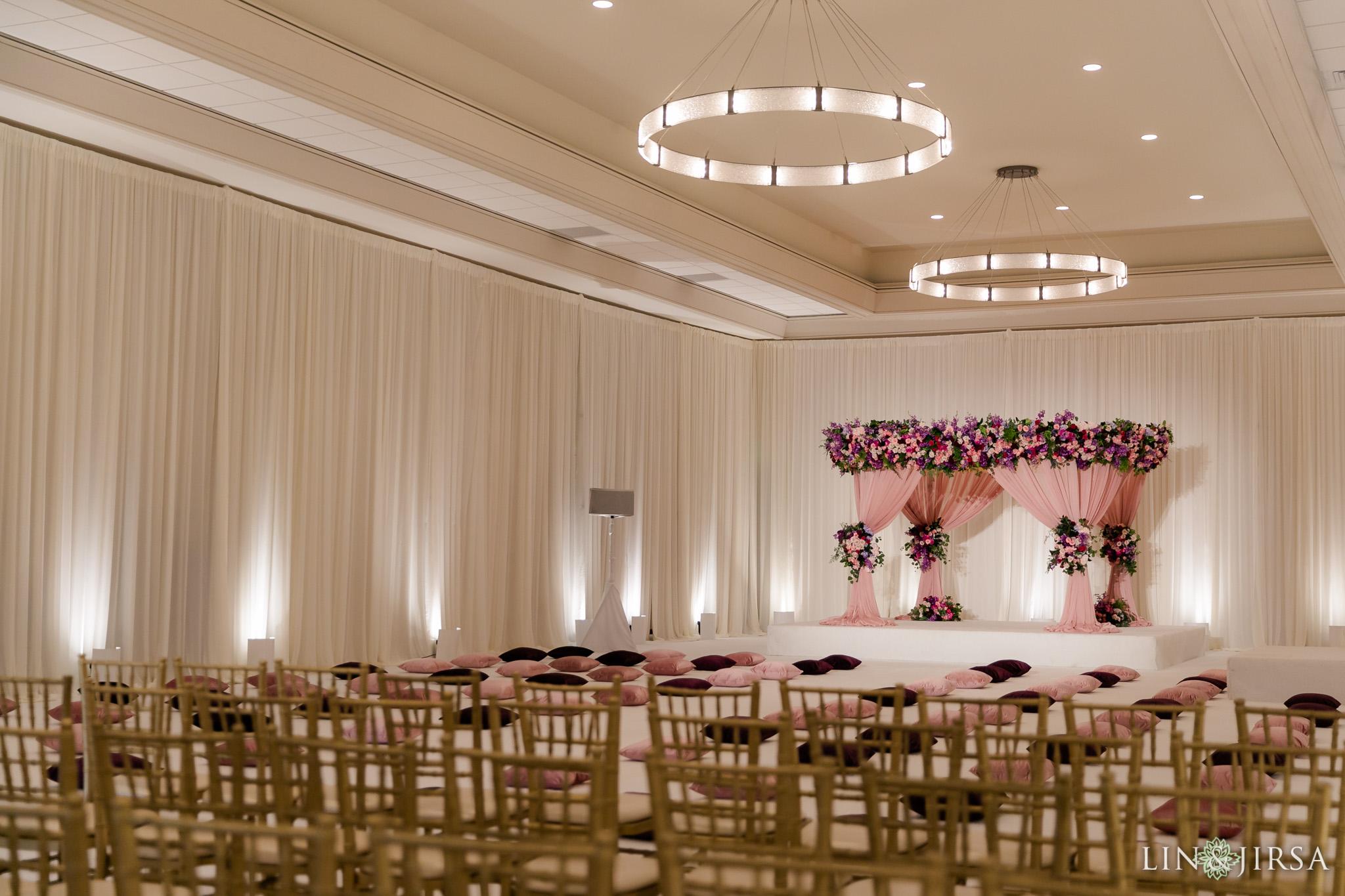 35 Hilton Santa Barbara Beachfront Resort Sikh Wedding Ceremony Photography