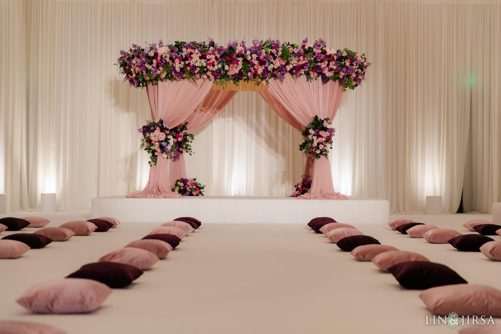 36 Hilton Santa Barbara Beachfront Resort Sikh Wedding Ceremony Photography