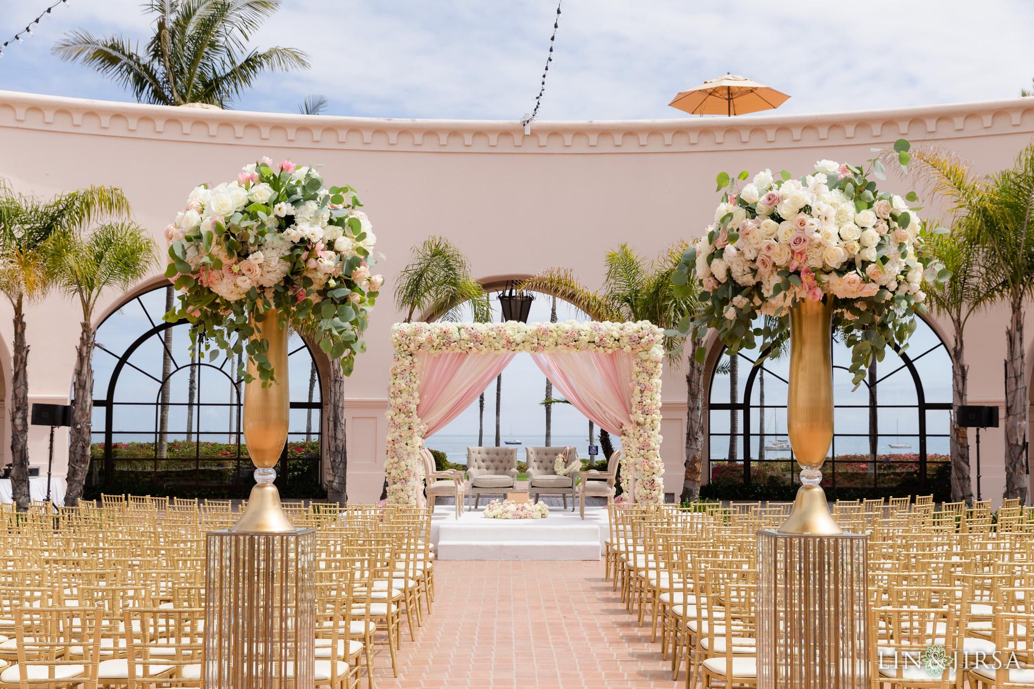 43 Hilton Santa Barbara Beachfront Resort Hindu Wedding Ceremony Photography