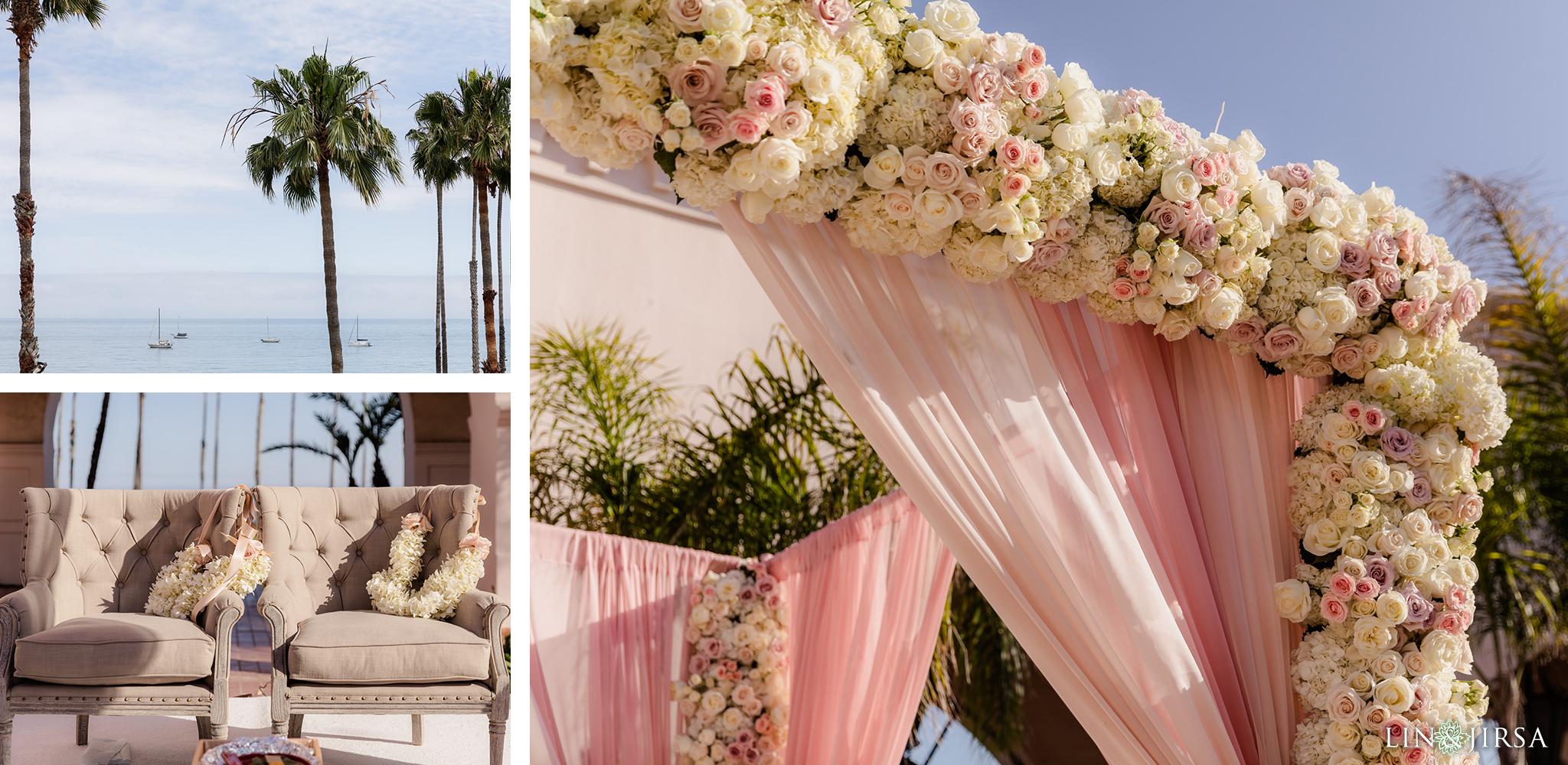 44 Hilton Santa Barbara Beachfront Resort Hindu Wedding Ceremony Photography