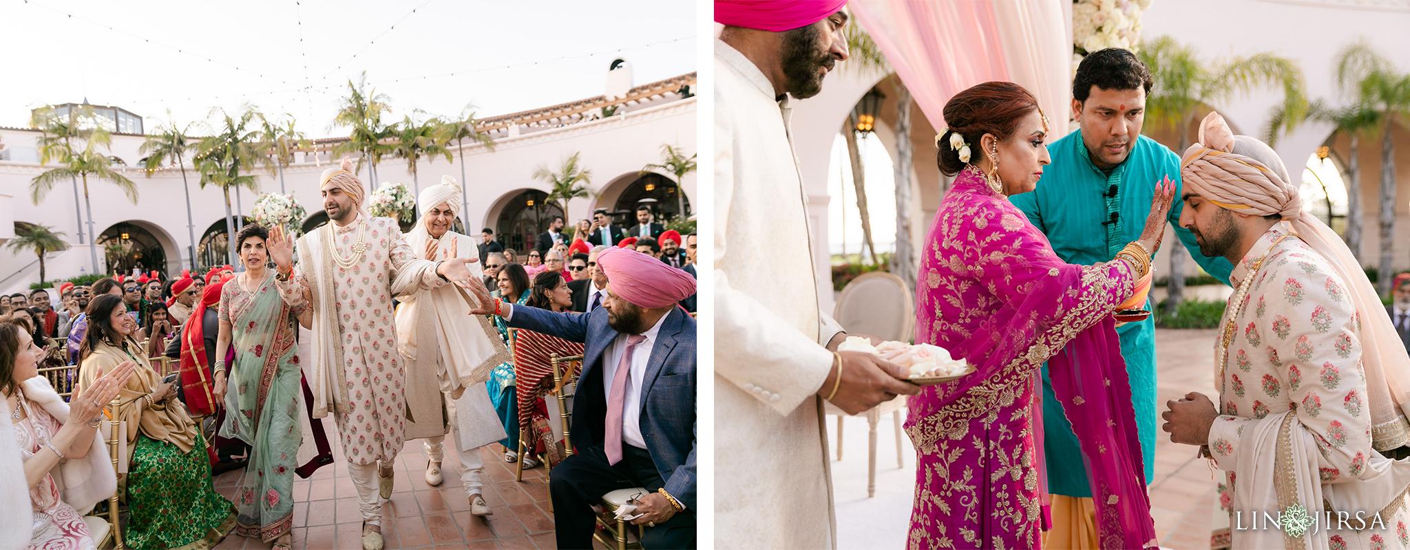 47 Hilton Santa Barbara Beachfront Resort Hindu Wedding Ceremony Photography