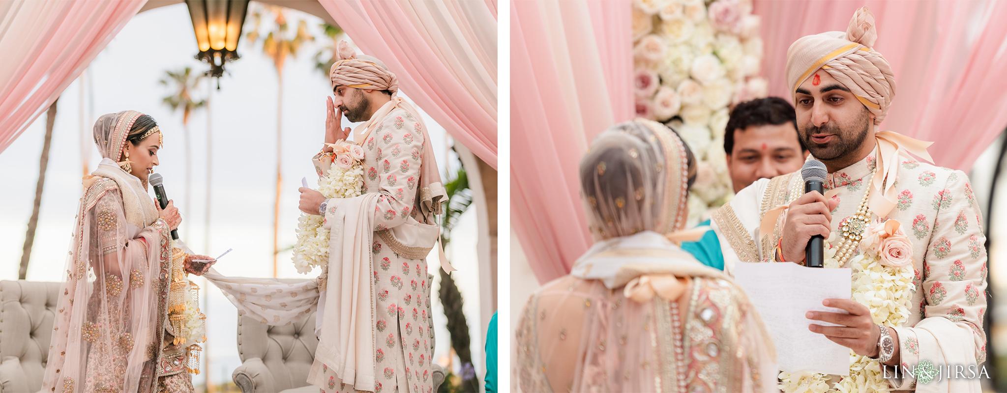53 Hilton Santa Barbara Beachfront Resort Hindu Wedding Ceremony Photography