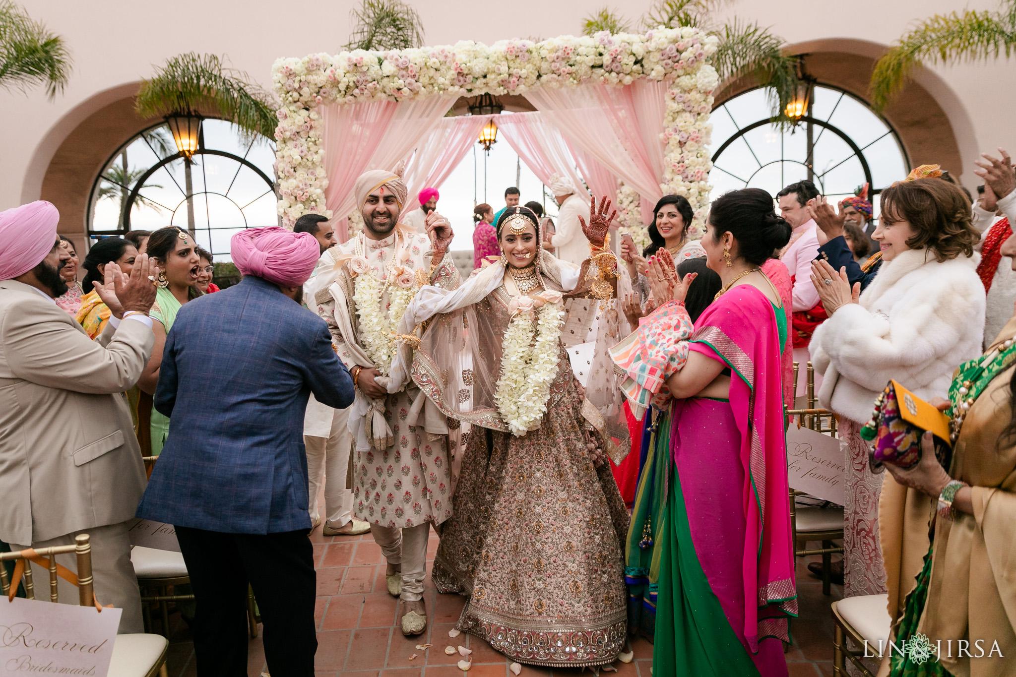 55 Hilton Santa Barbara Beachfront Resort Hindu Wedding Ceremony Photography
