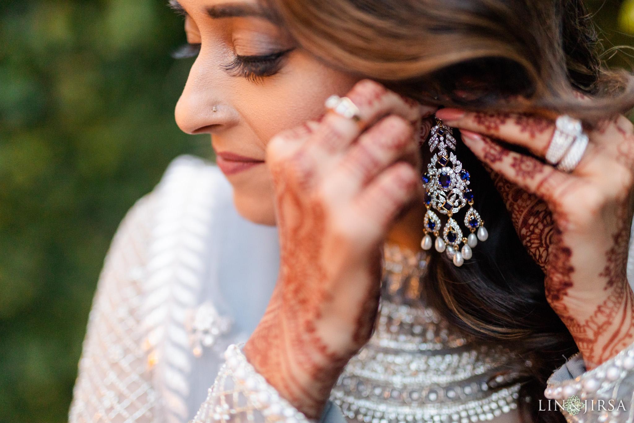 zpj Hilton Santa Barbara Beachfront Resort Indian Wedding Reception Photography