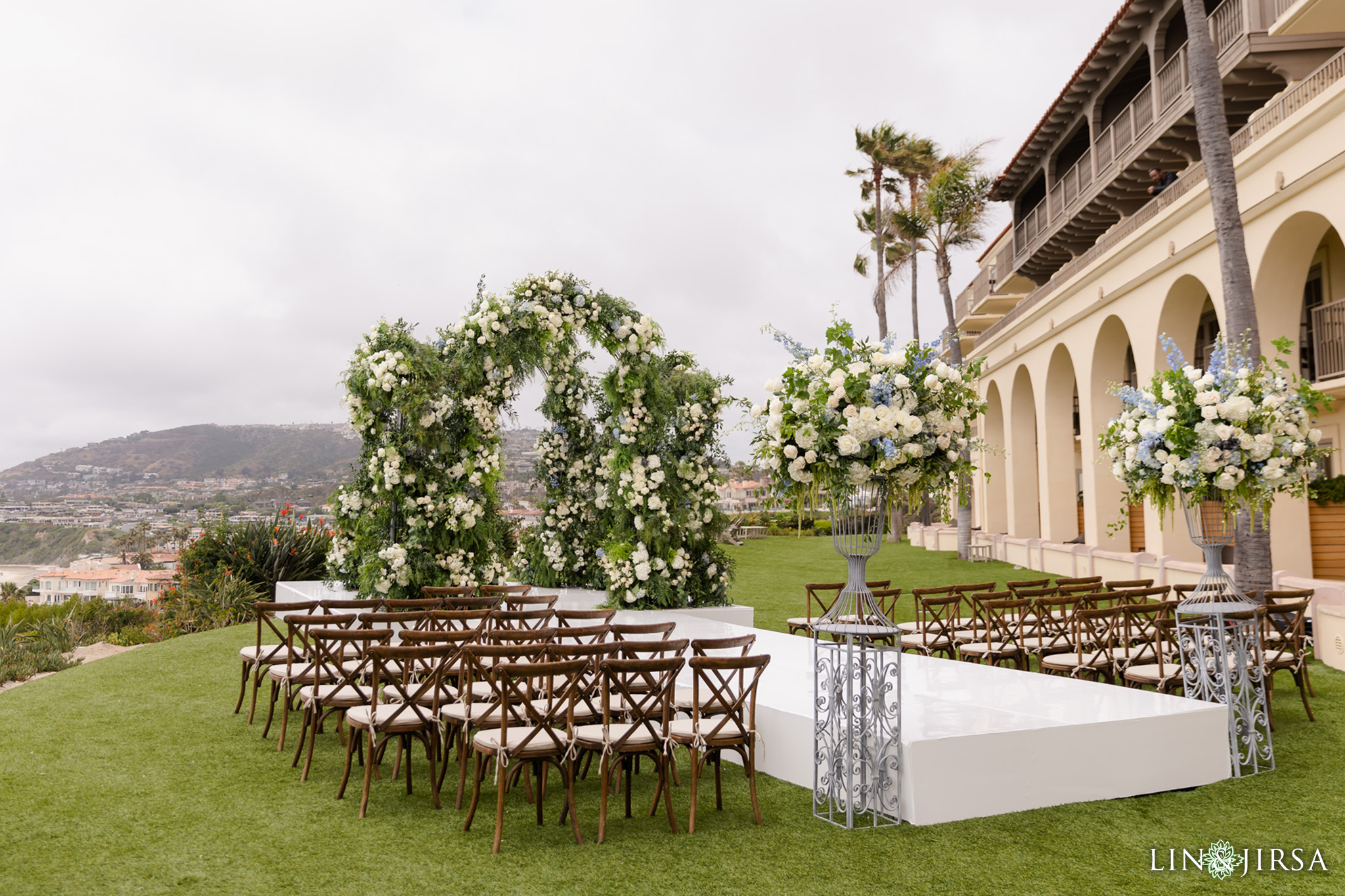 08 Ritz Carlton Laguna Niguel Dana Point Wedding Ceremony Photography