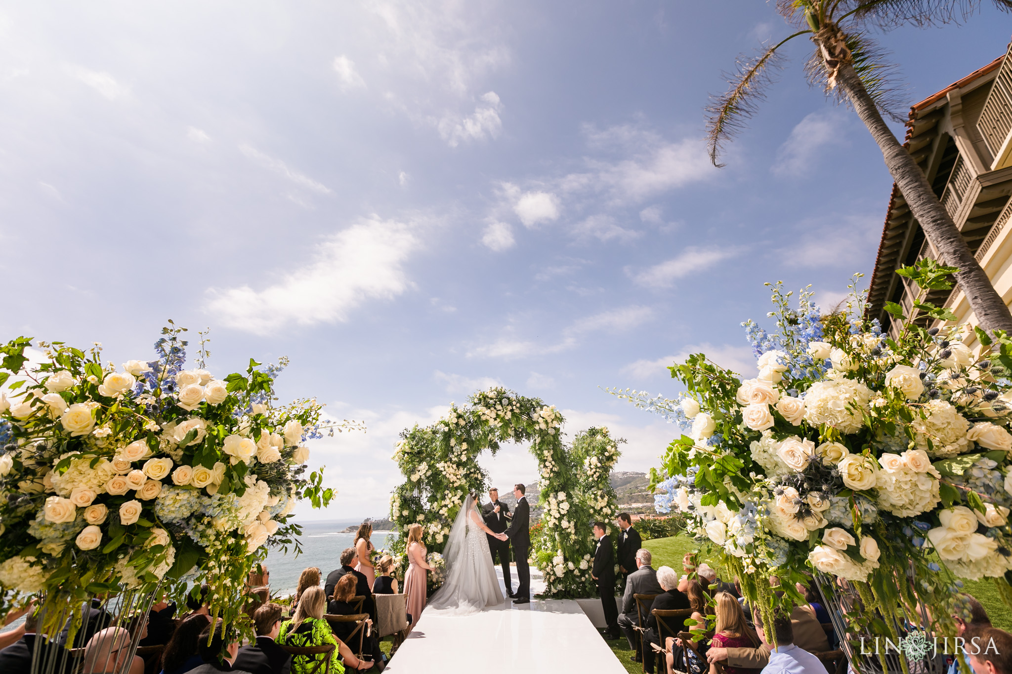 10 Ritz Carlton Laguna Niguel Dana Point Wedding Ceremony Photography